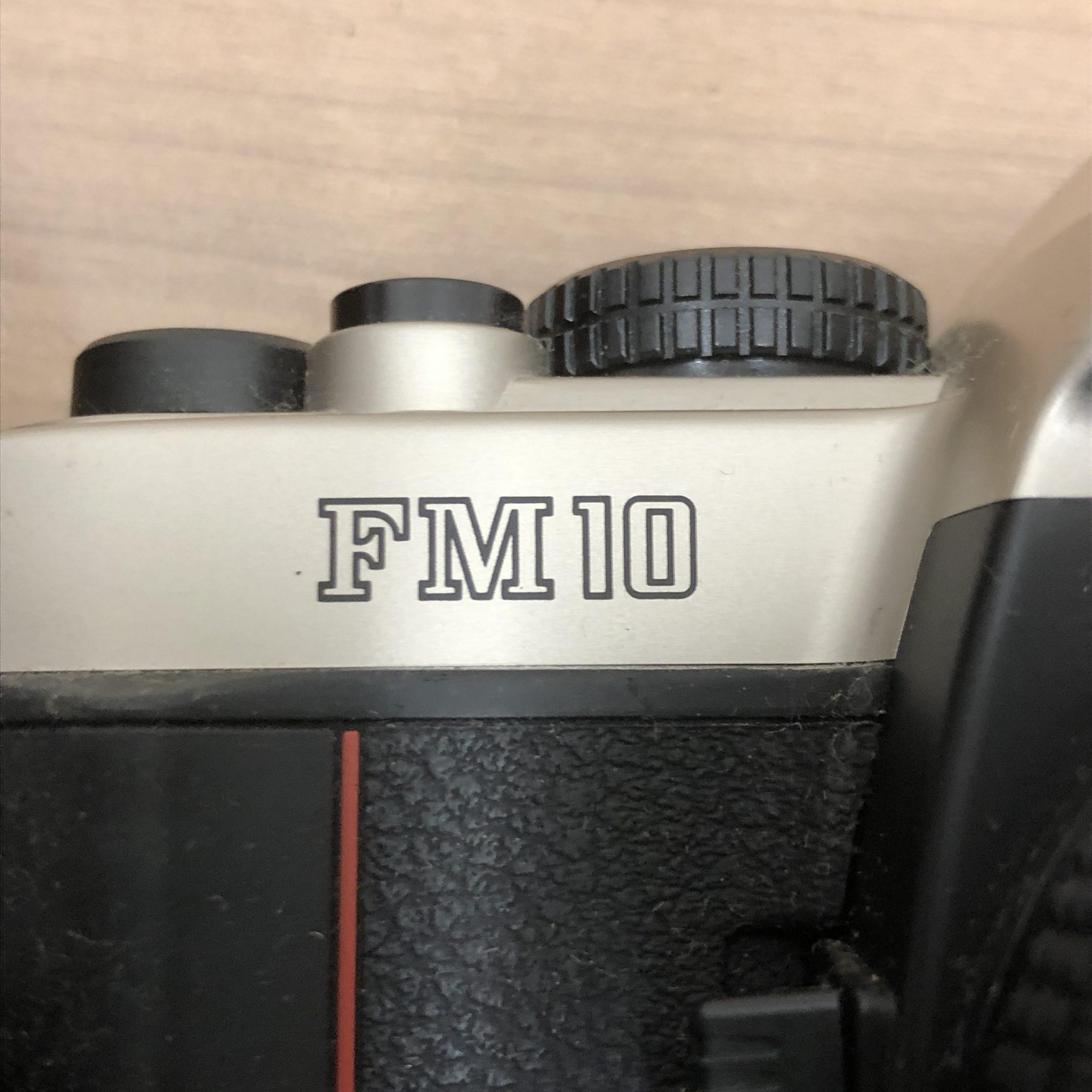 【Nikon/ニコン】FM10 カメラ