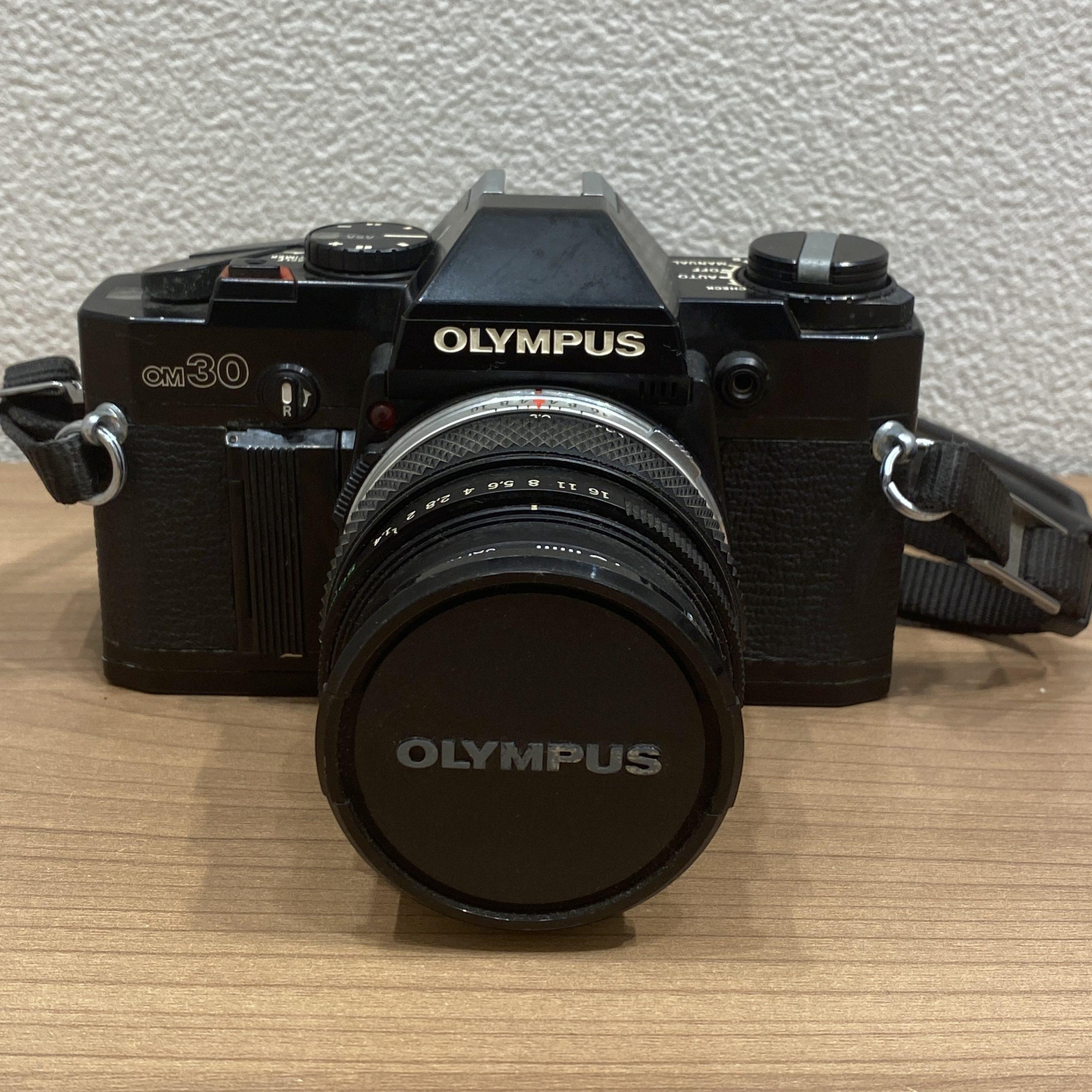 【OLYMPUS/オリンパス】OM30 フィルムカメラ