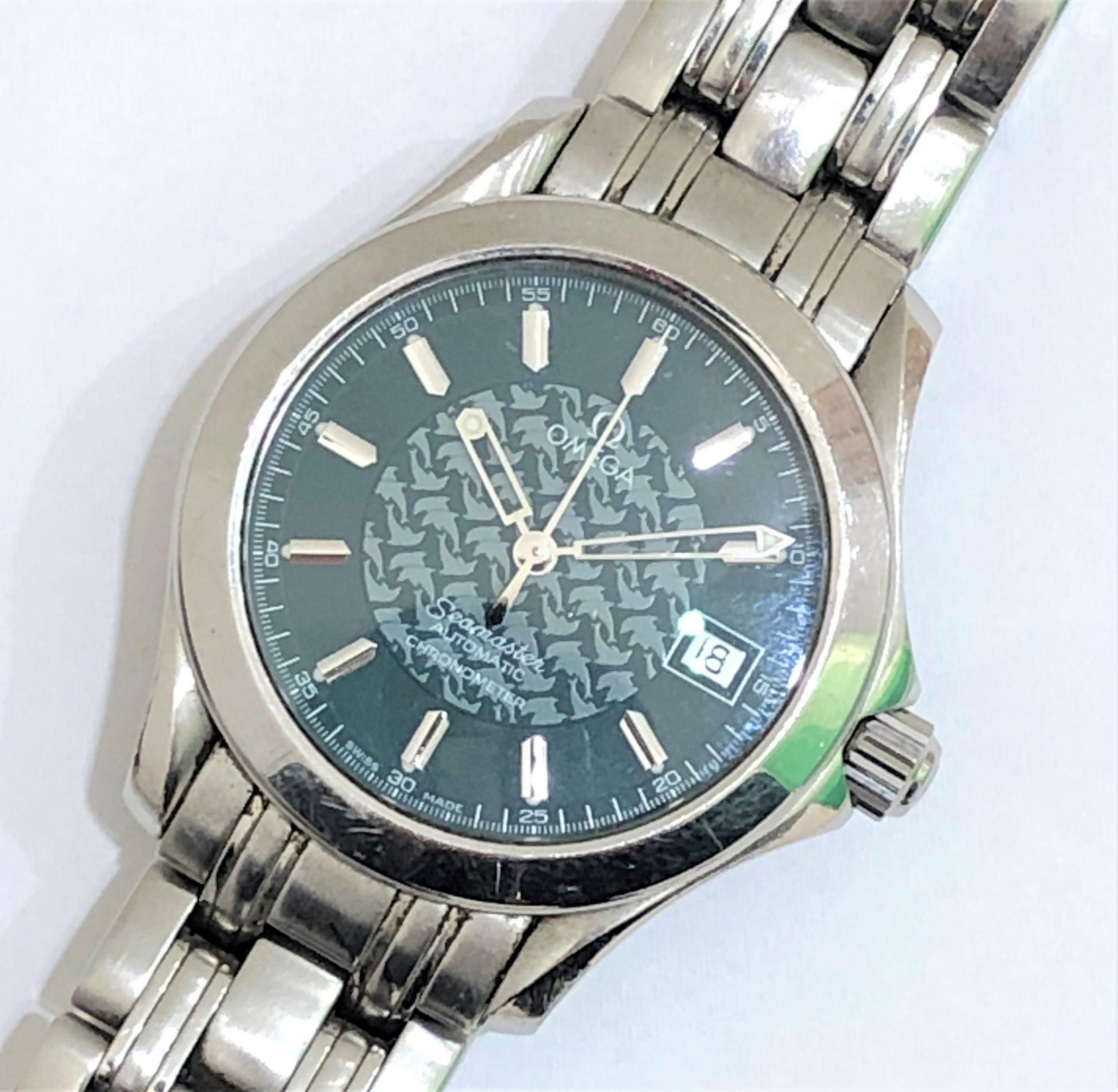 【OMEGA/オメガ】シーマスター 4500 ジャックマイヨール AT 腕時計