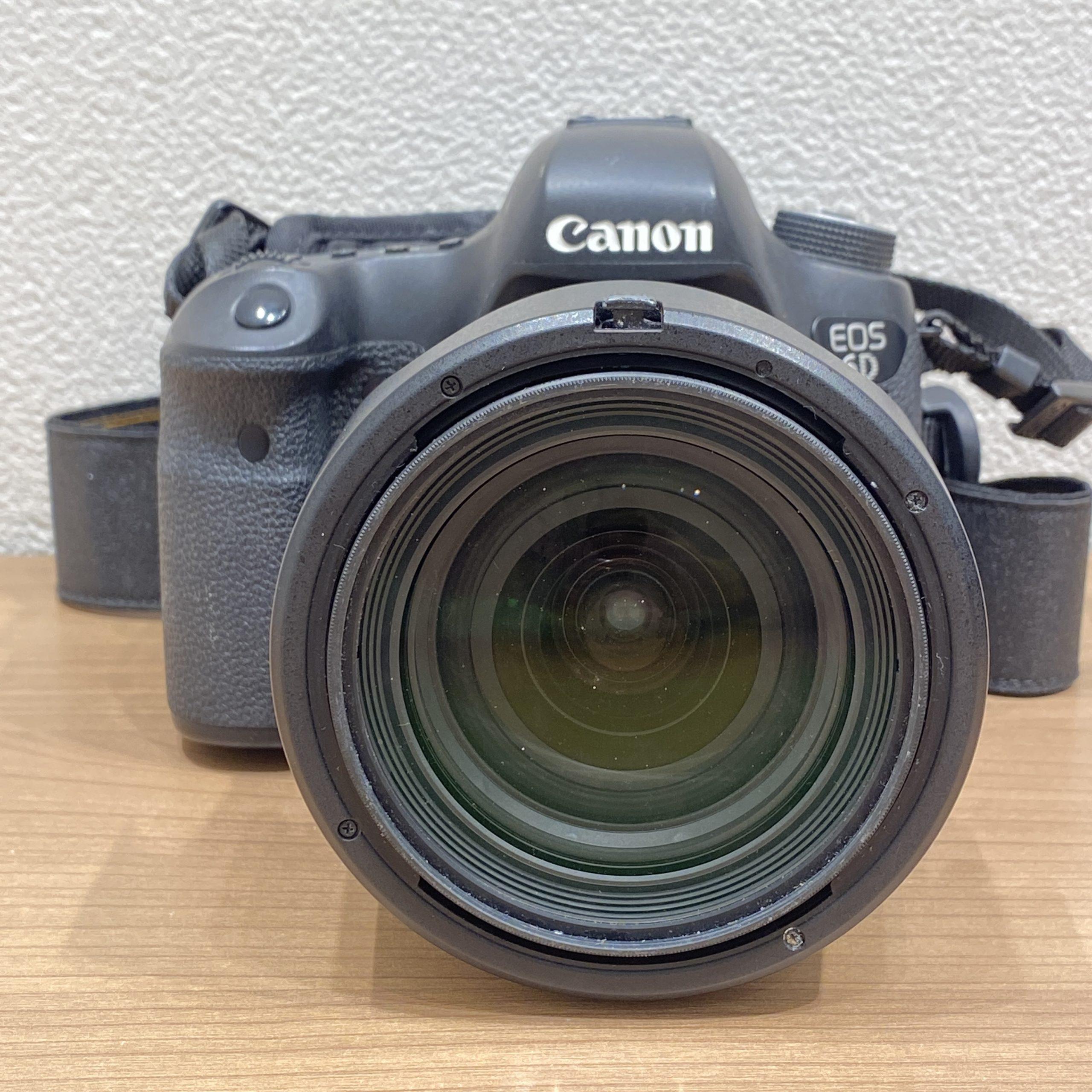 【Canon/キャノン】EOS/イオス 6D ボディ レンズ EW-83L 24-70mm