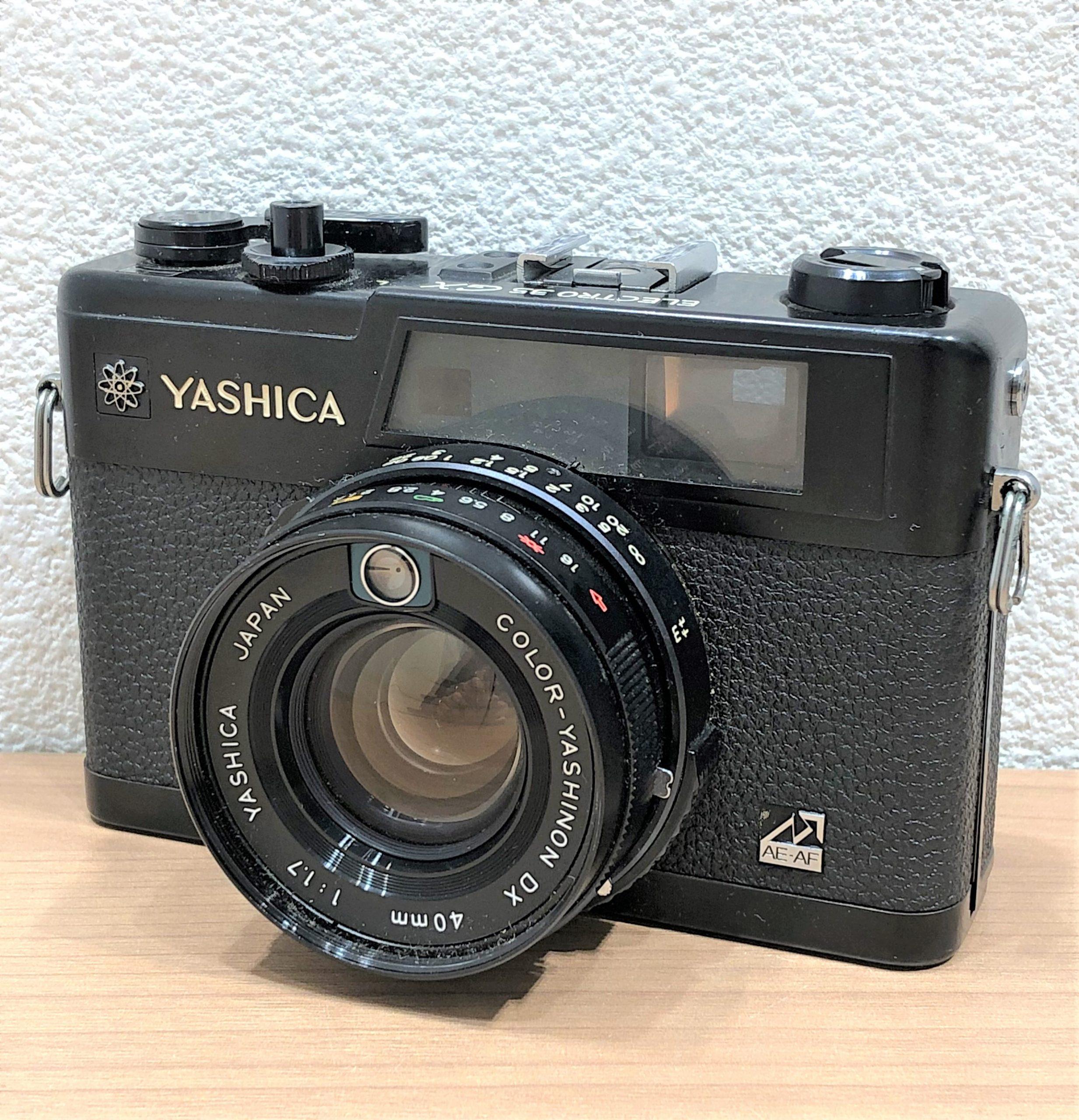 【YASHICA/ヤシカ】エレクトロ35 GX フィルムカメラ