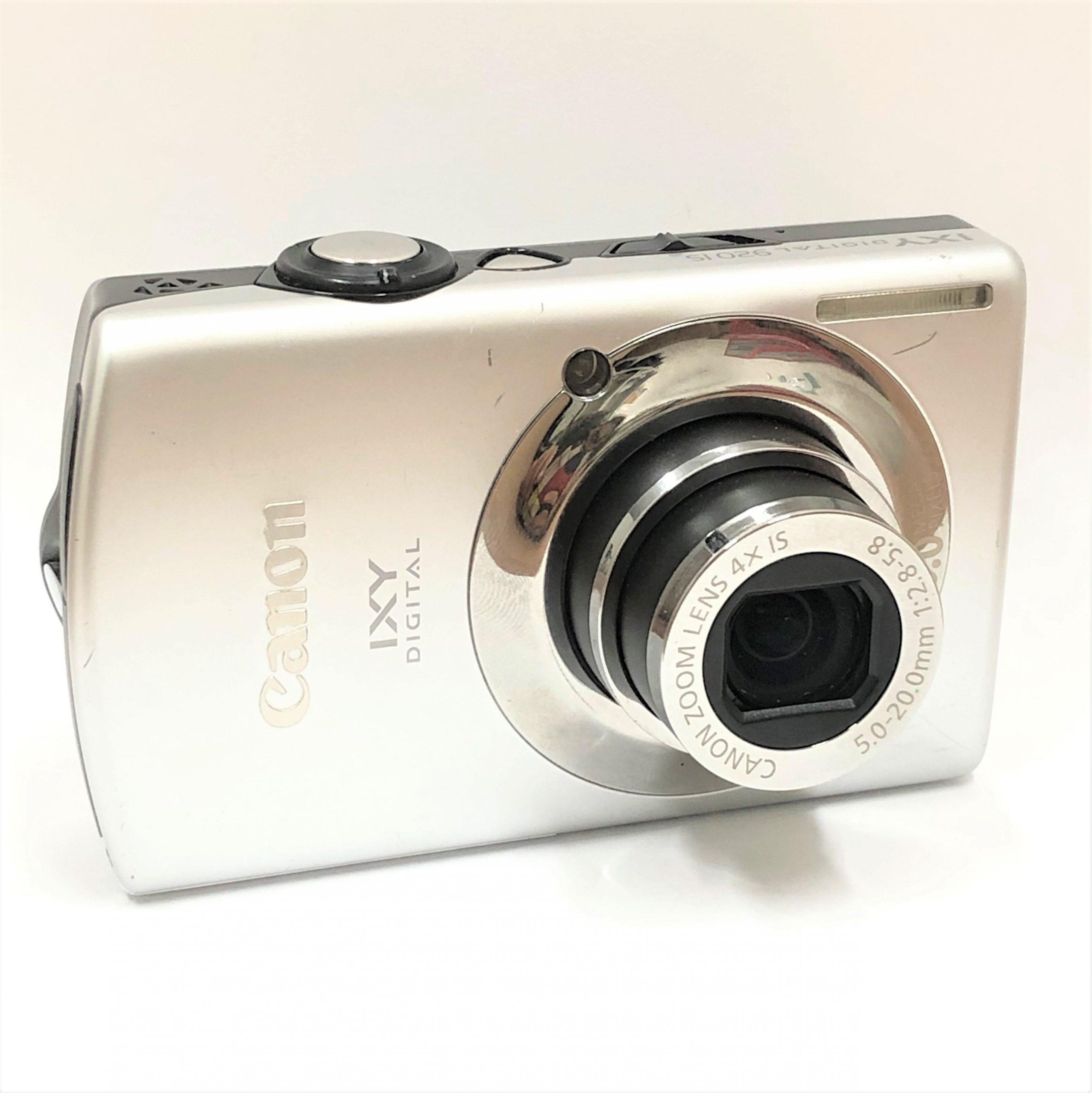 【Canon/キャノン】IXY DIGITAL 920 IS デジタルコンパクトカメラ