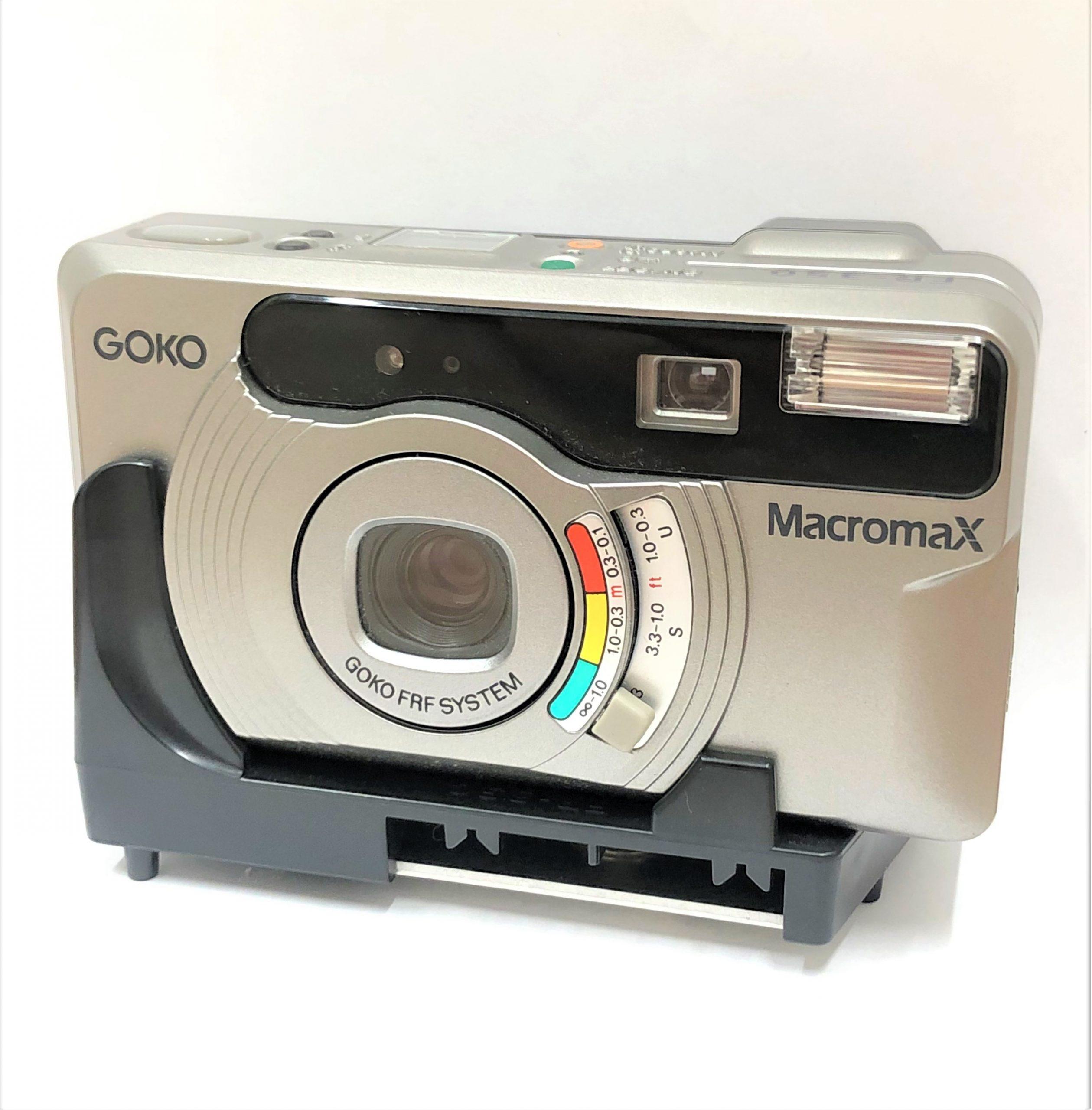 【GOKO/ゴコー】Macromax FR-350 コンパクトフィルムカメラ