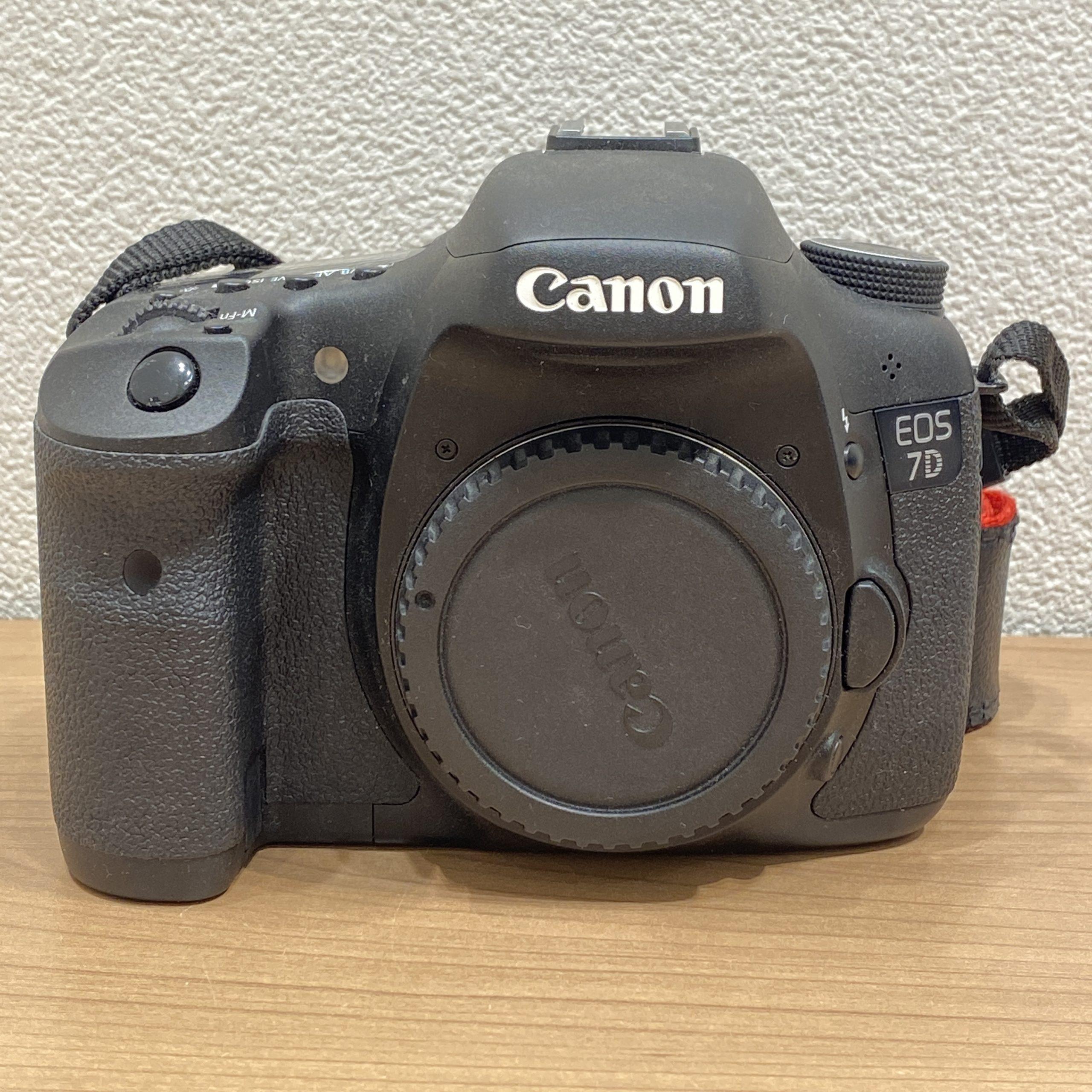 【Canon/キャノン】EOS 7D/イオス 7D ボディ
