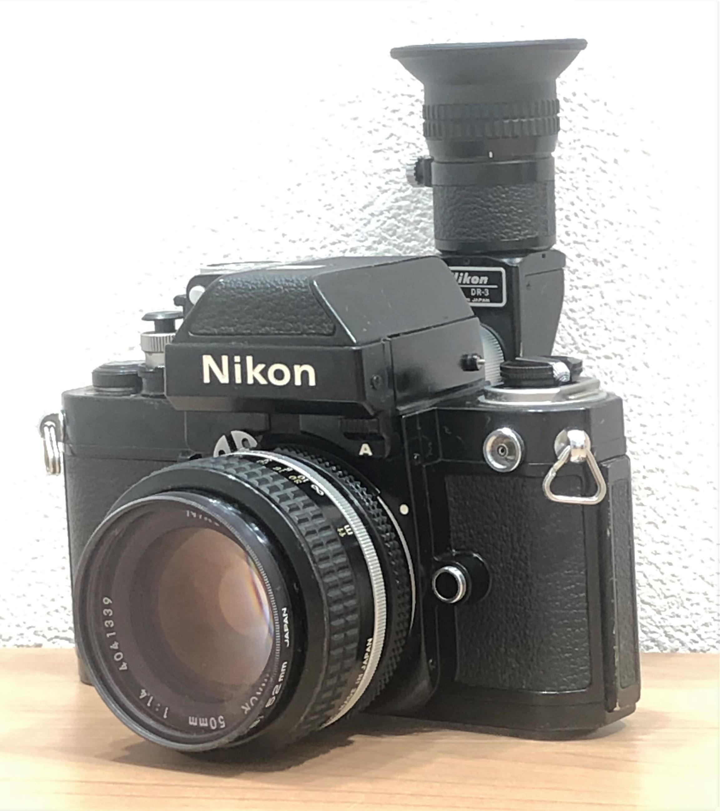【Nikon/ニコン】F2 フォトミック ブラックボディ 一眼レフ フィルムカメラ