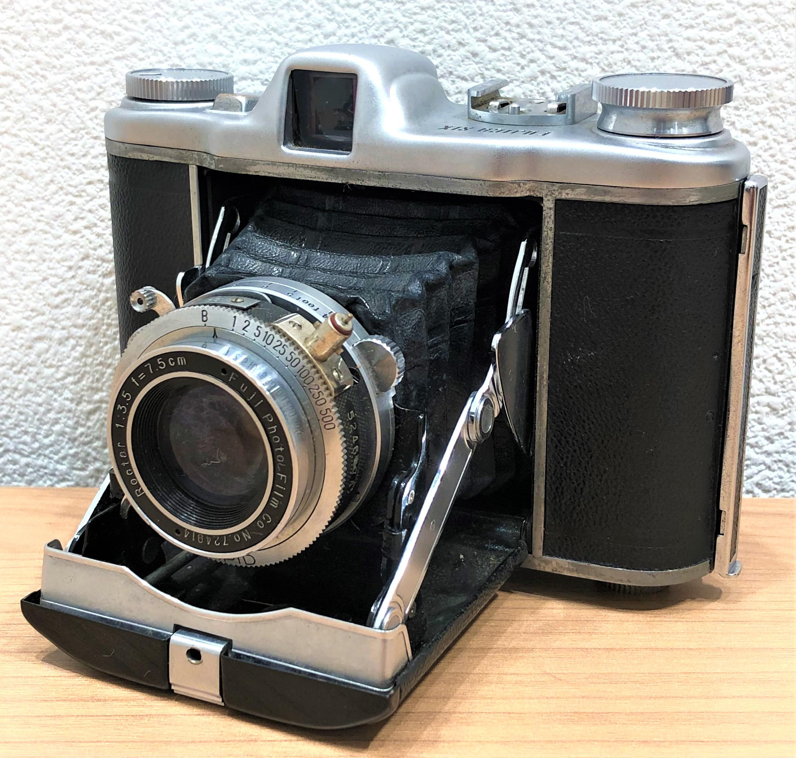 【FUJICA/フジカ】SIX 13.5 f=7.5cm カメラ