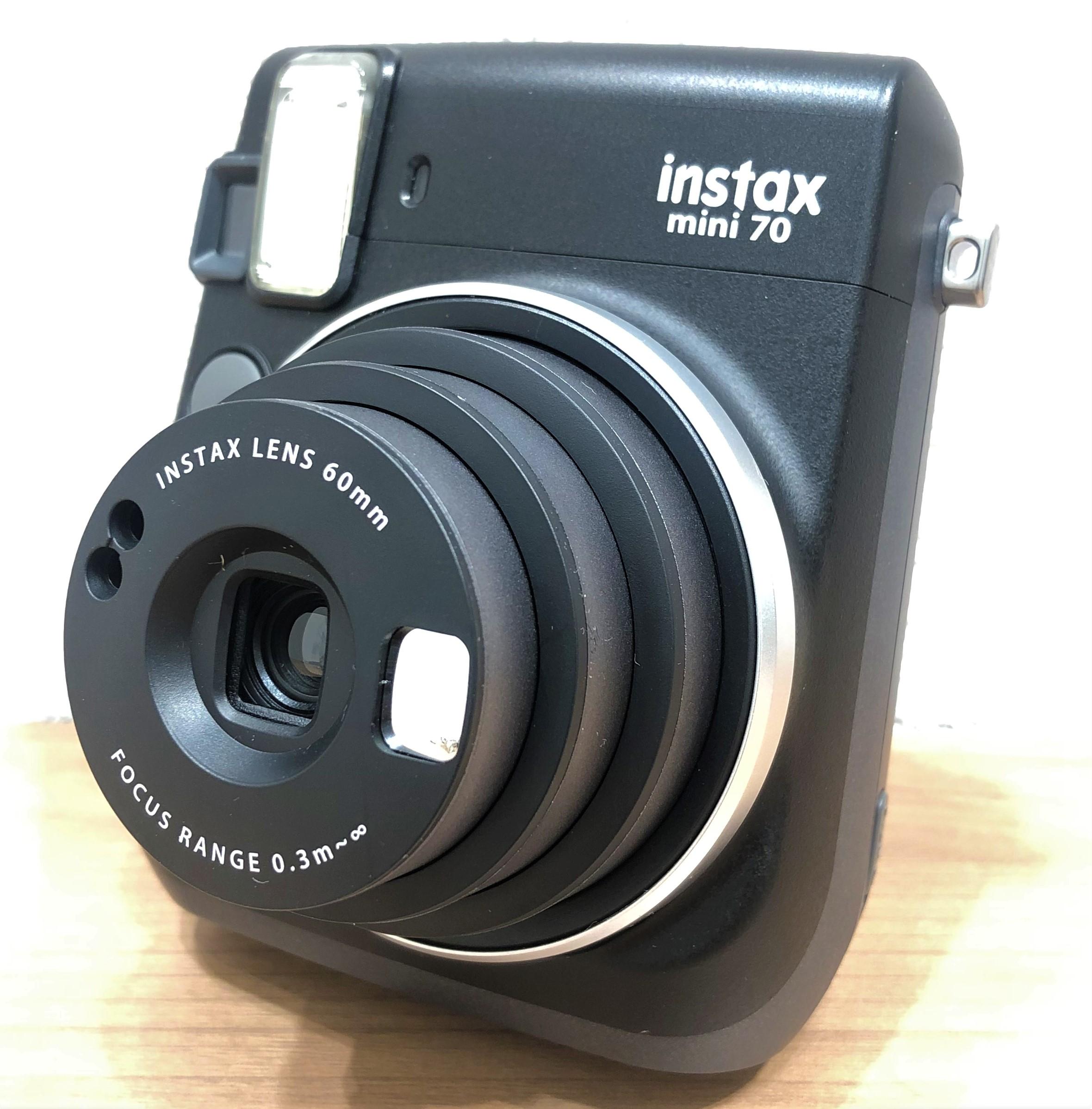 【FUJIFILM/フィフジルム】instax mini70 インスタントカメラ