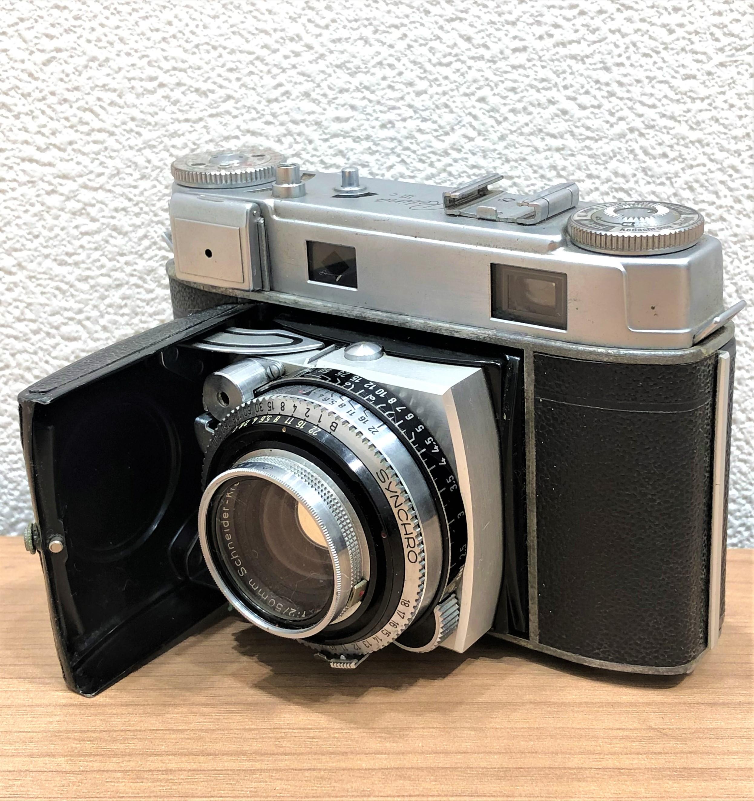 【Kodak/コダック】RetinaⅢc フィルムカメラ