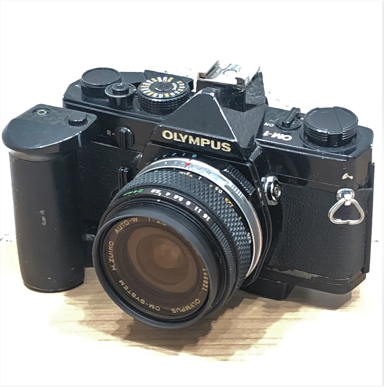 【OLYMPUS/オリンパス】OM-1 一眼レフ フィルムカメラ