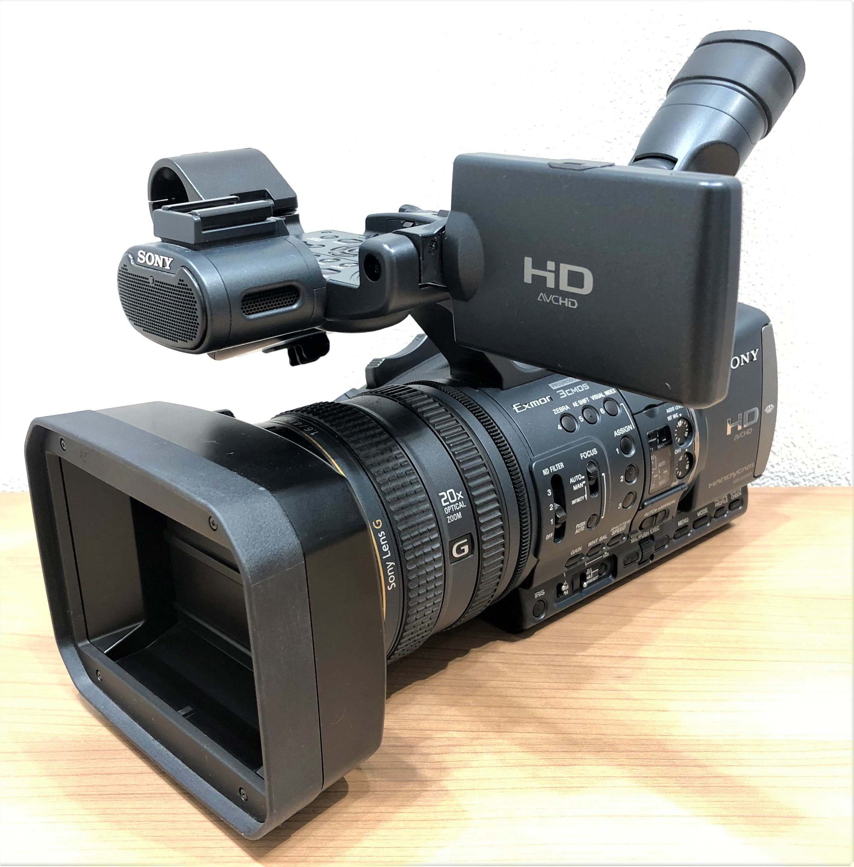 【SONY/ソニー】ハンディカム HDRAX-2000 ビデオカメラレコーダー