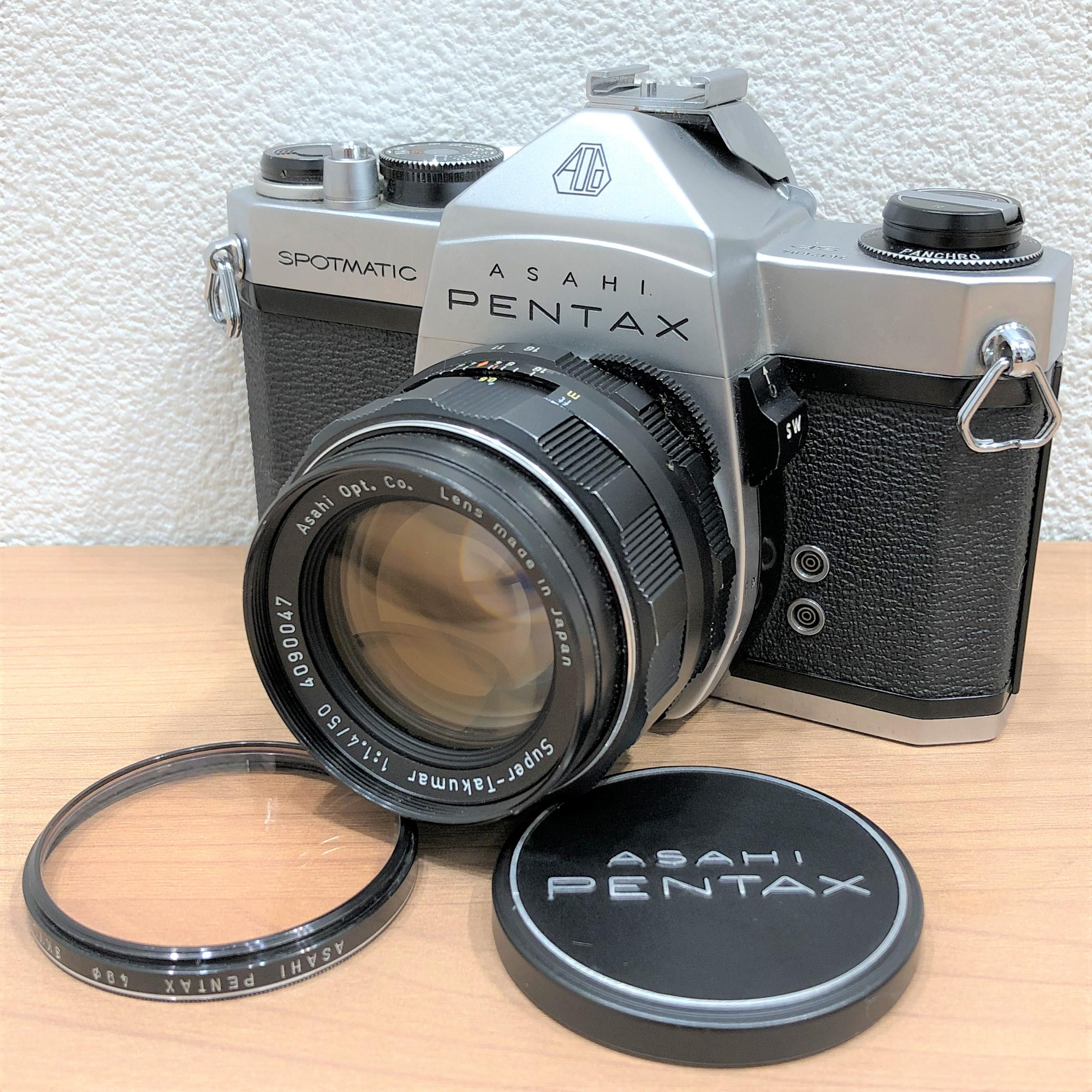 【ASAHI PENTAX//アサヒペンタックス】スポーツマチック スーパータクマー 一眼レフフィルムカメラ