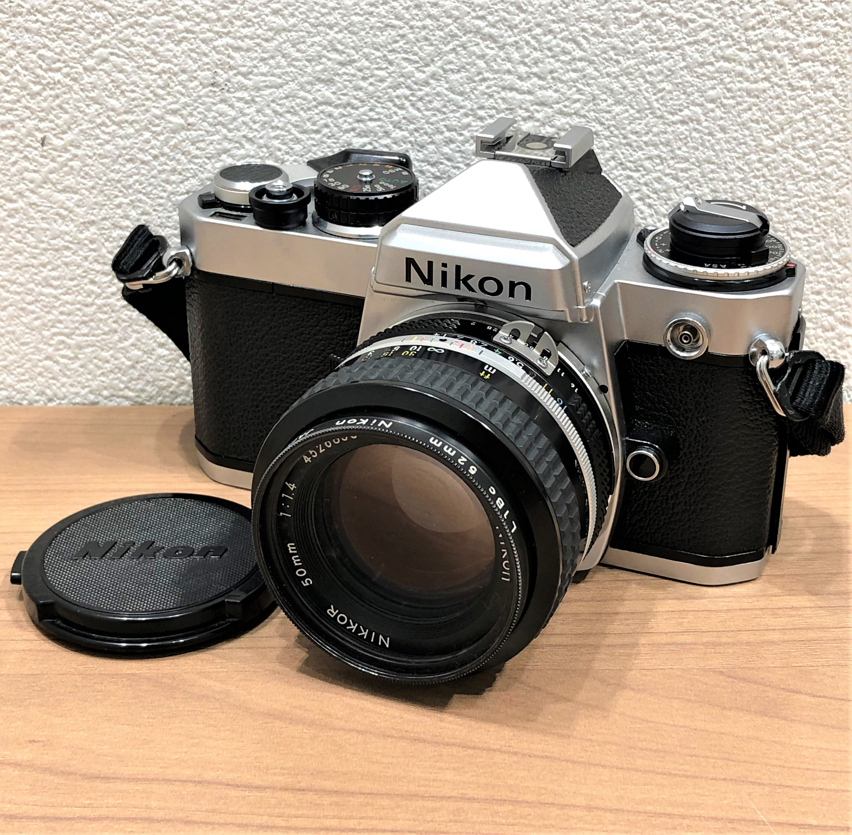 【Nikon/ニコン】FE 50mm 11.4 一眼レフフィルムカメラ