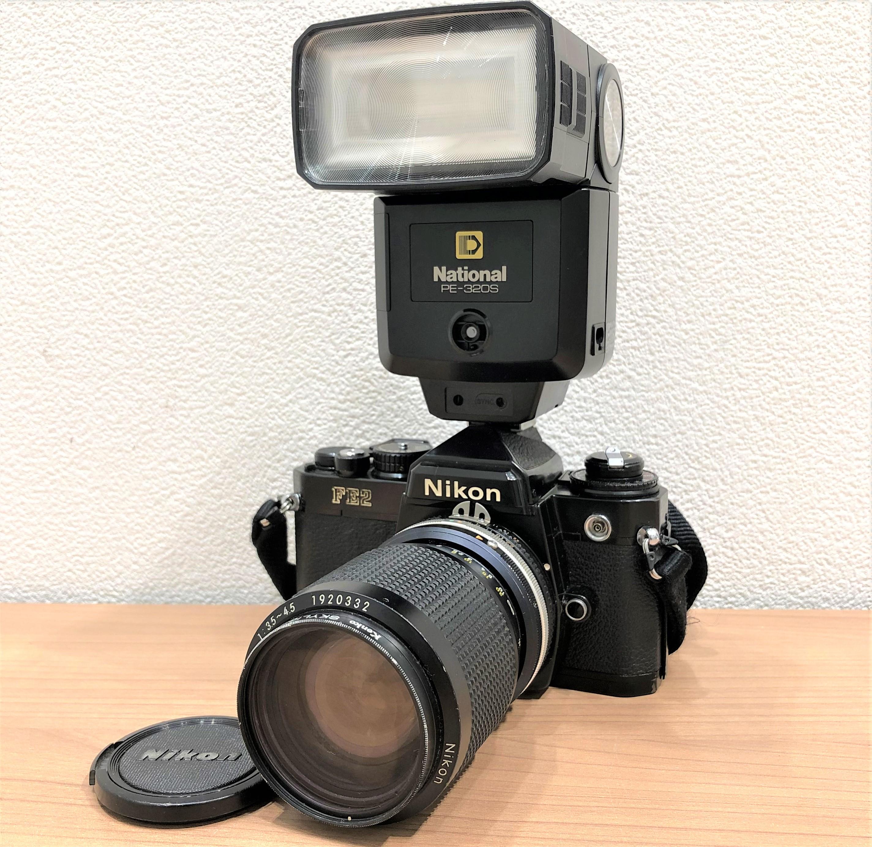【Nikon/ニコン】EF2 一眼レフフィルムカメラ