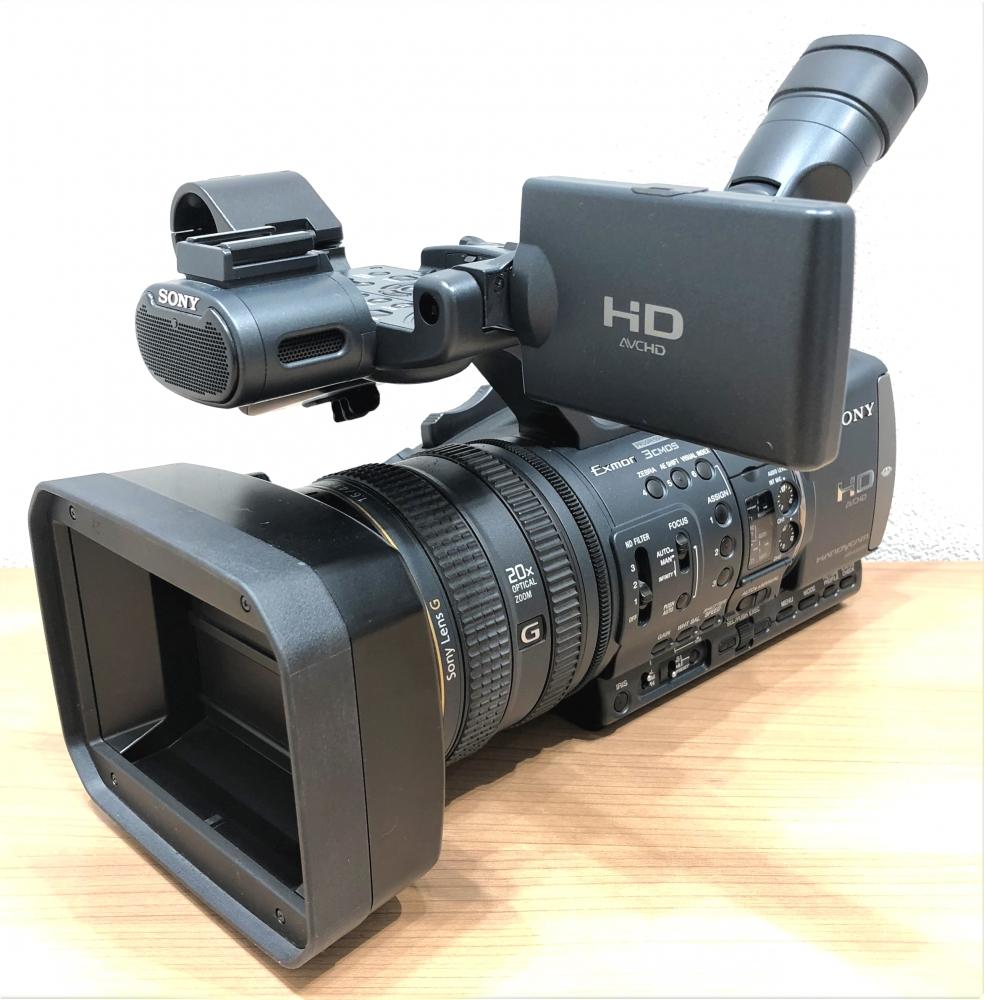 【SONY/ソニー】HD ビデオカメラ
