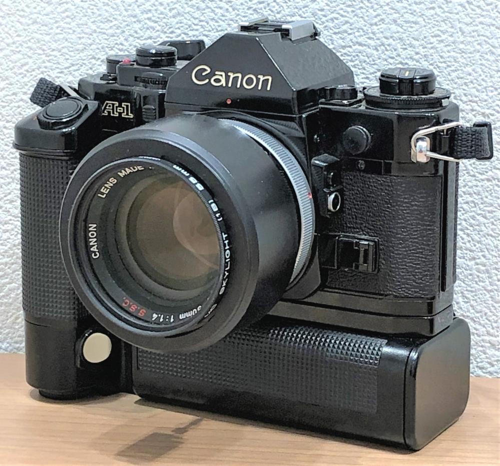 【Canon/キャノン】A-1