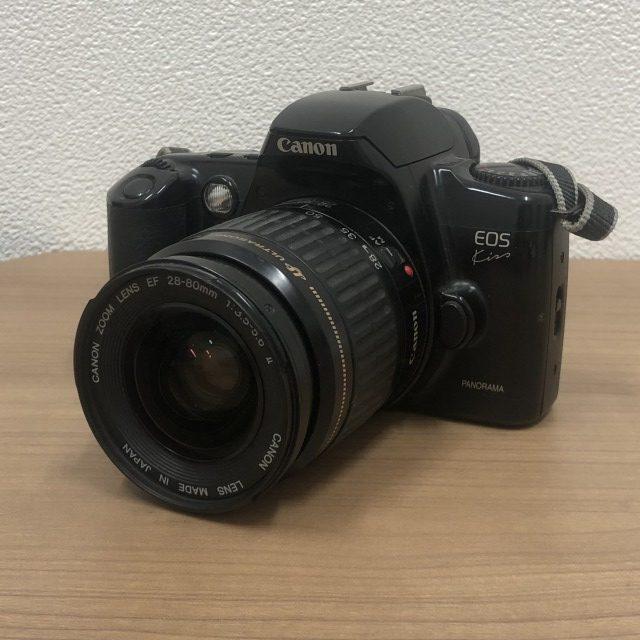 【Canon/キャノン】EOS kiss EF 28-80mm 1:3.5-5.6 Ⅱ