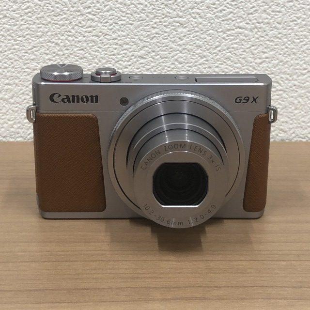 【Canon/キャノン】Power Shot G9X デジカメ