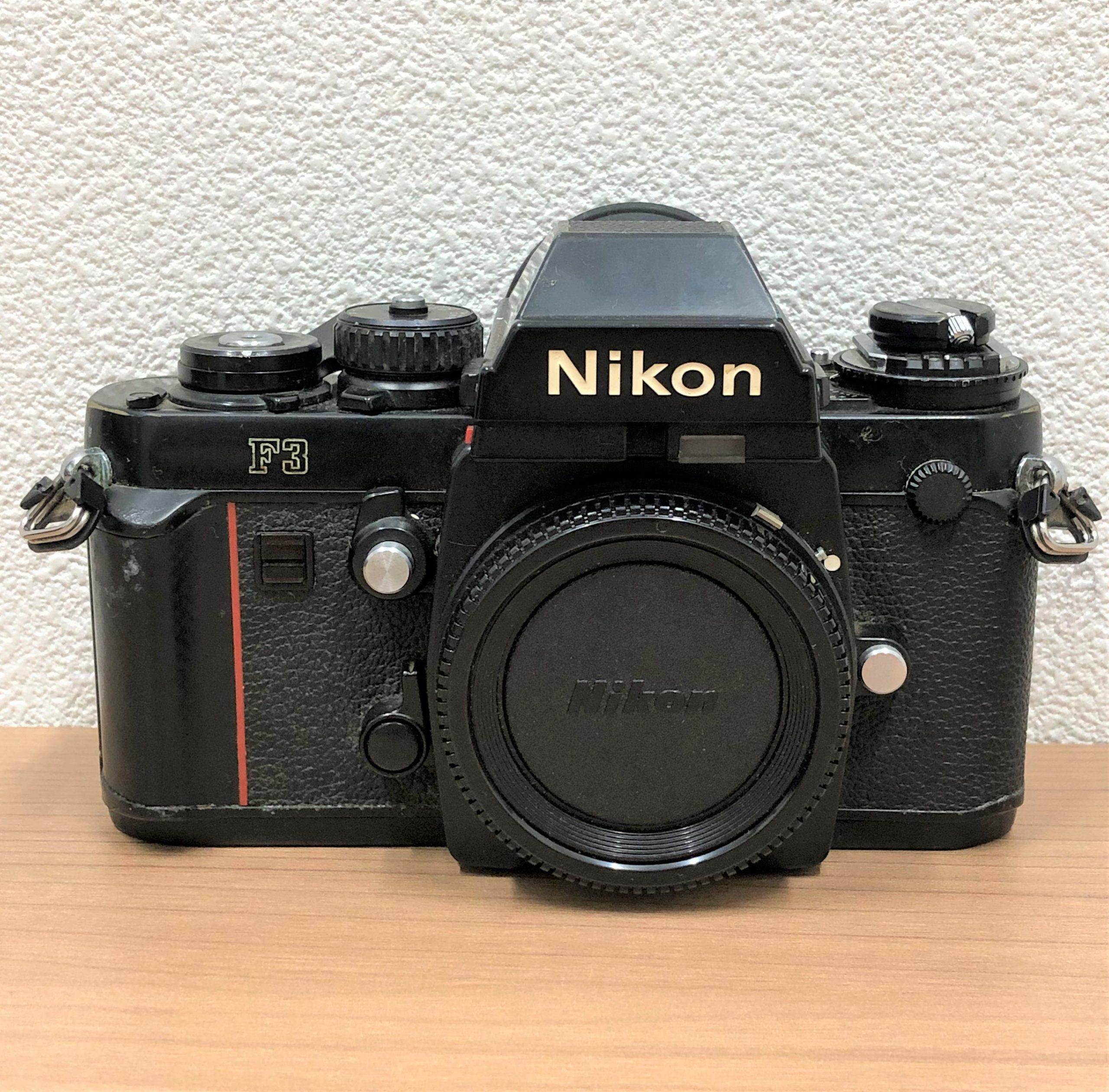 【Nikon/ニコン】F3 一眼レフフィルムカメラ