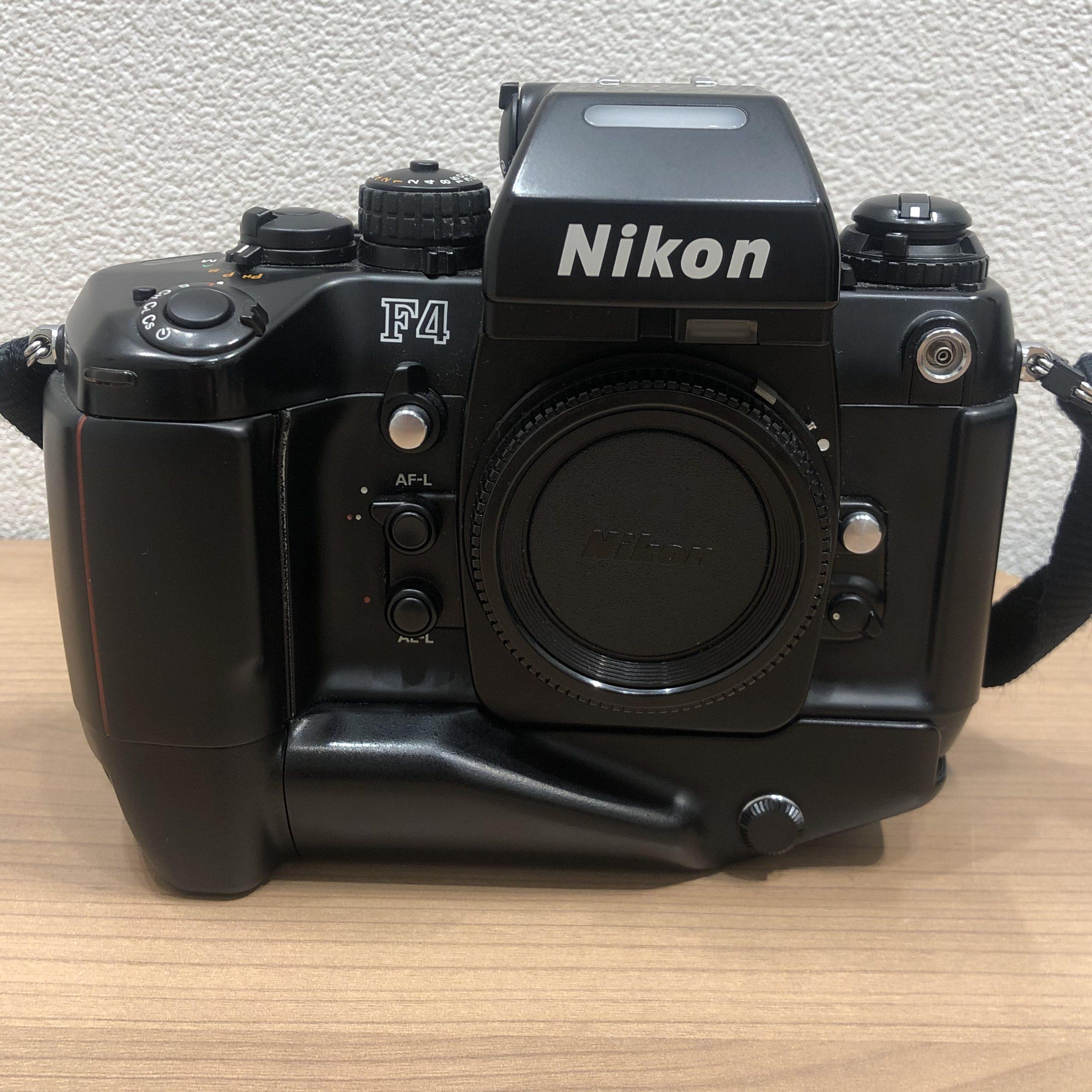 【Nikon/ニコン】F4 ボディ