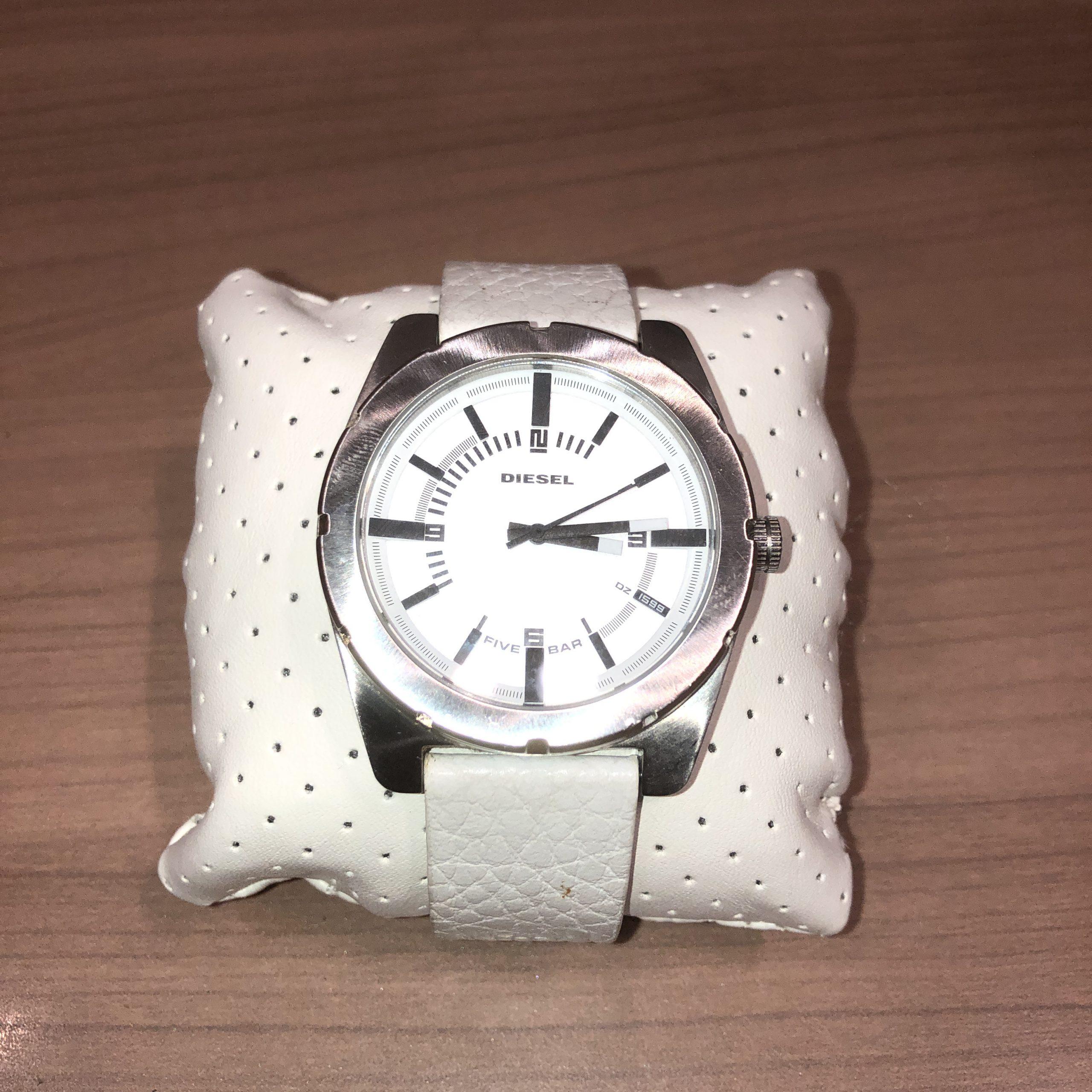 【DIESEL/ディーゼル】クオーツ 腕時計