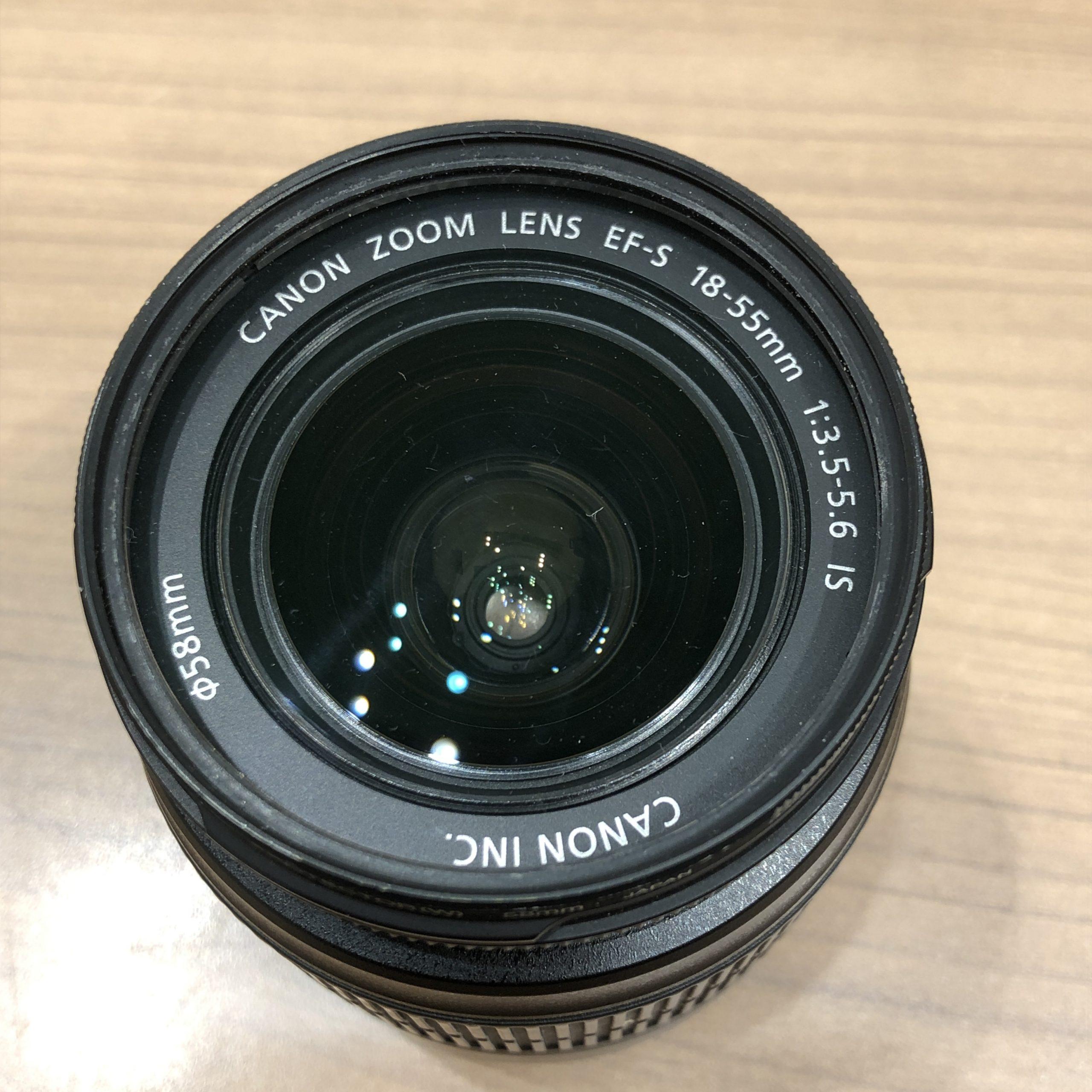 【Canon/キャノン】ズームレンズ EF-S