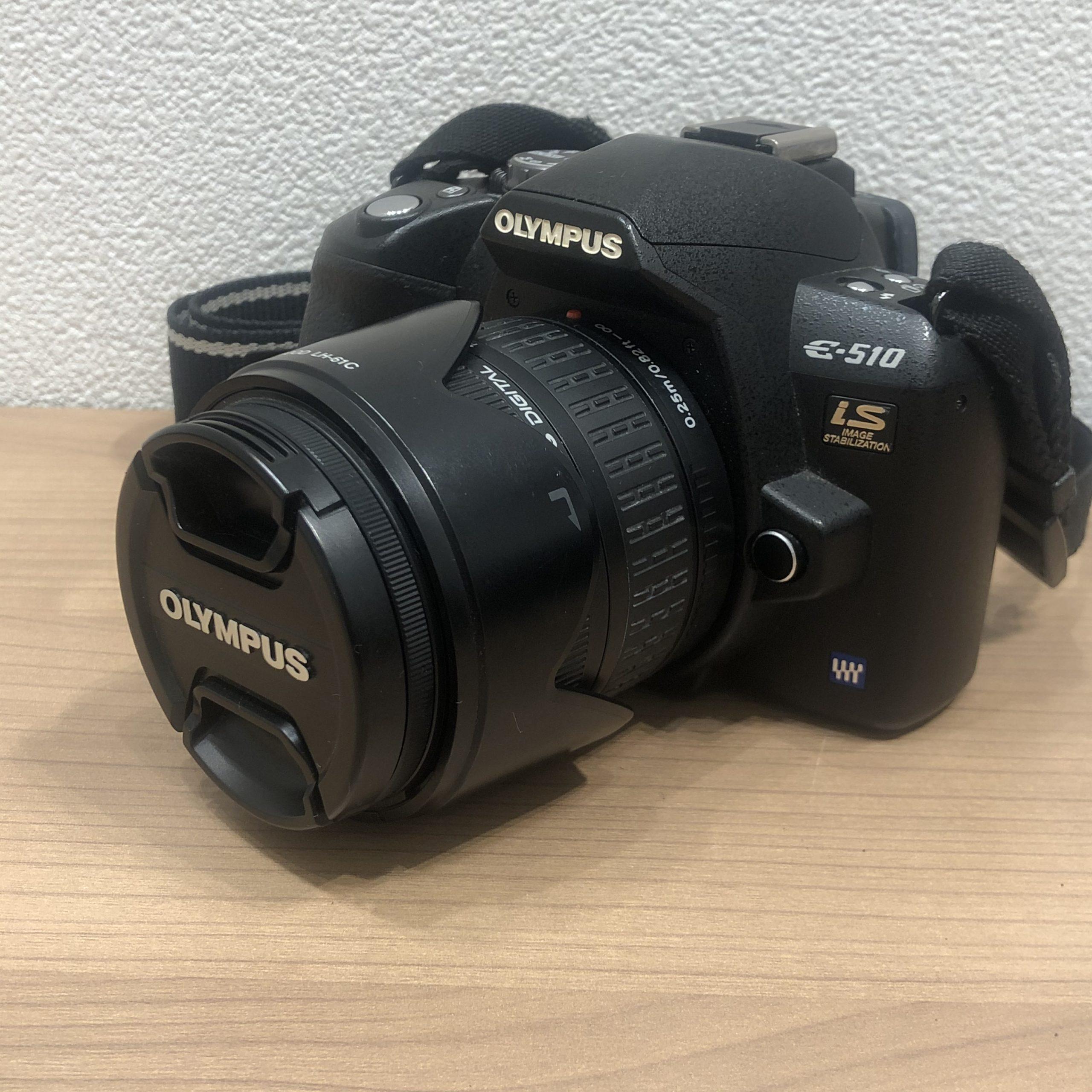 【OLYMPUS/オリンパス】E-510 デジタル一眼レフカメラ