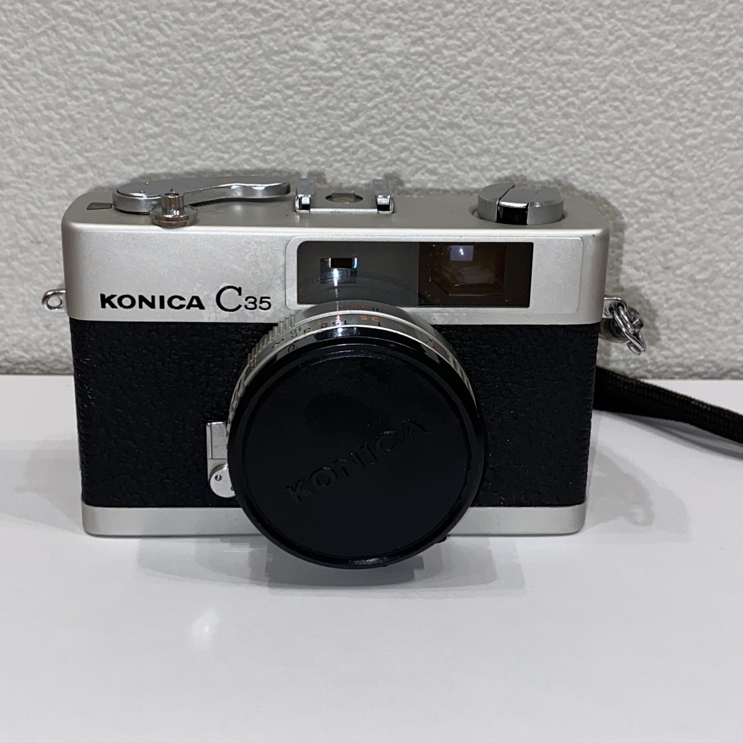 【Konica/コニカ】C35 AF2/オートフォーカス フィルムカメラ