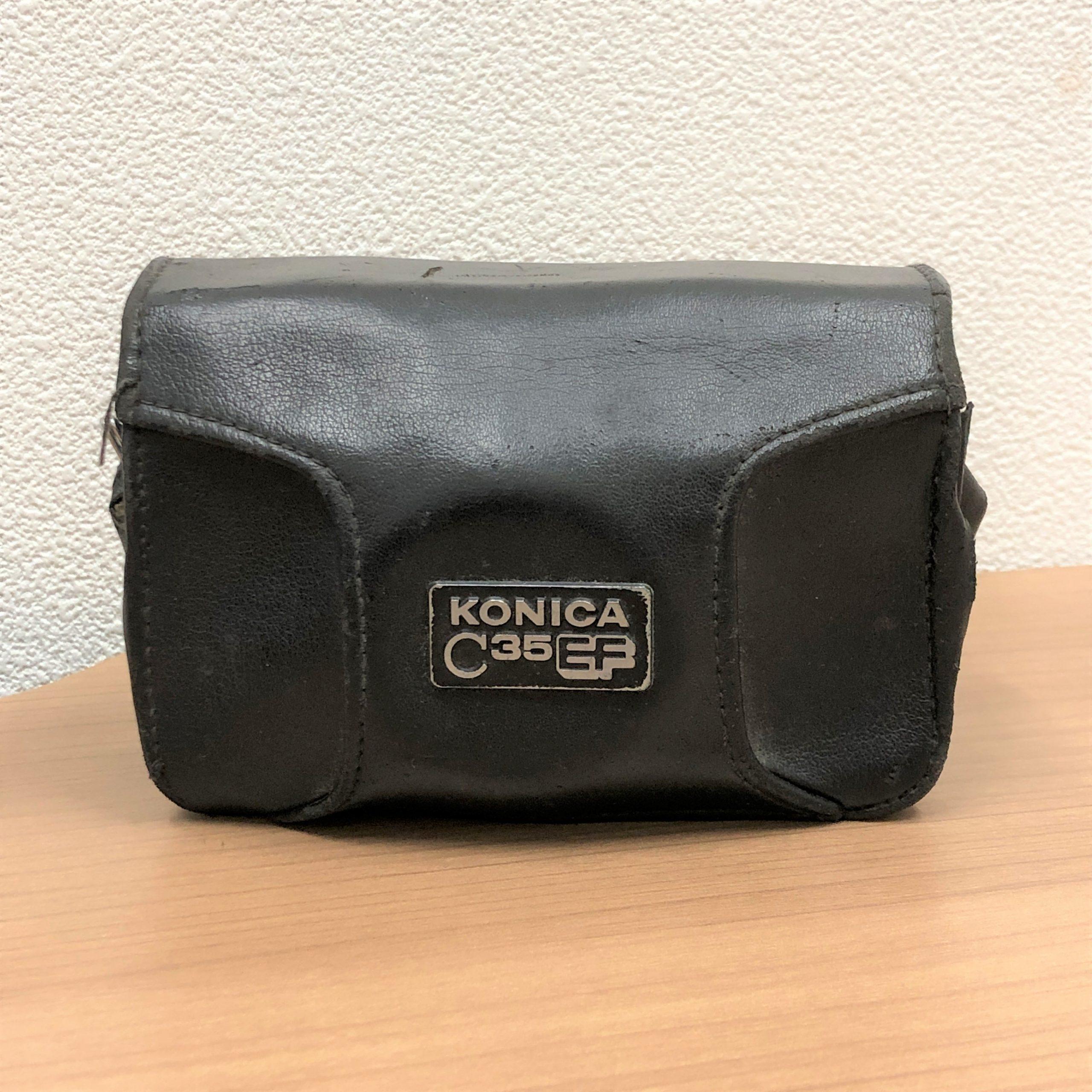 【コニカ】C35 カメラ
