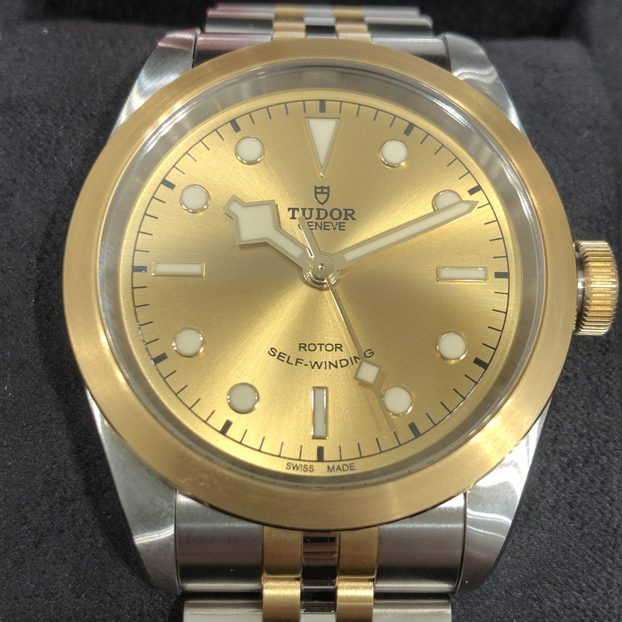 【TUDOR/チュードル】腕時計 自動巻き
