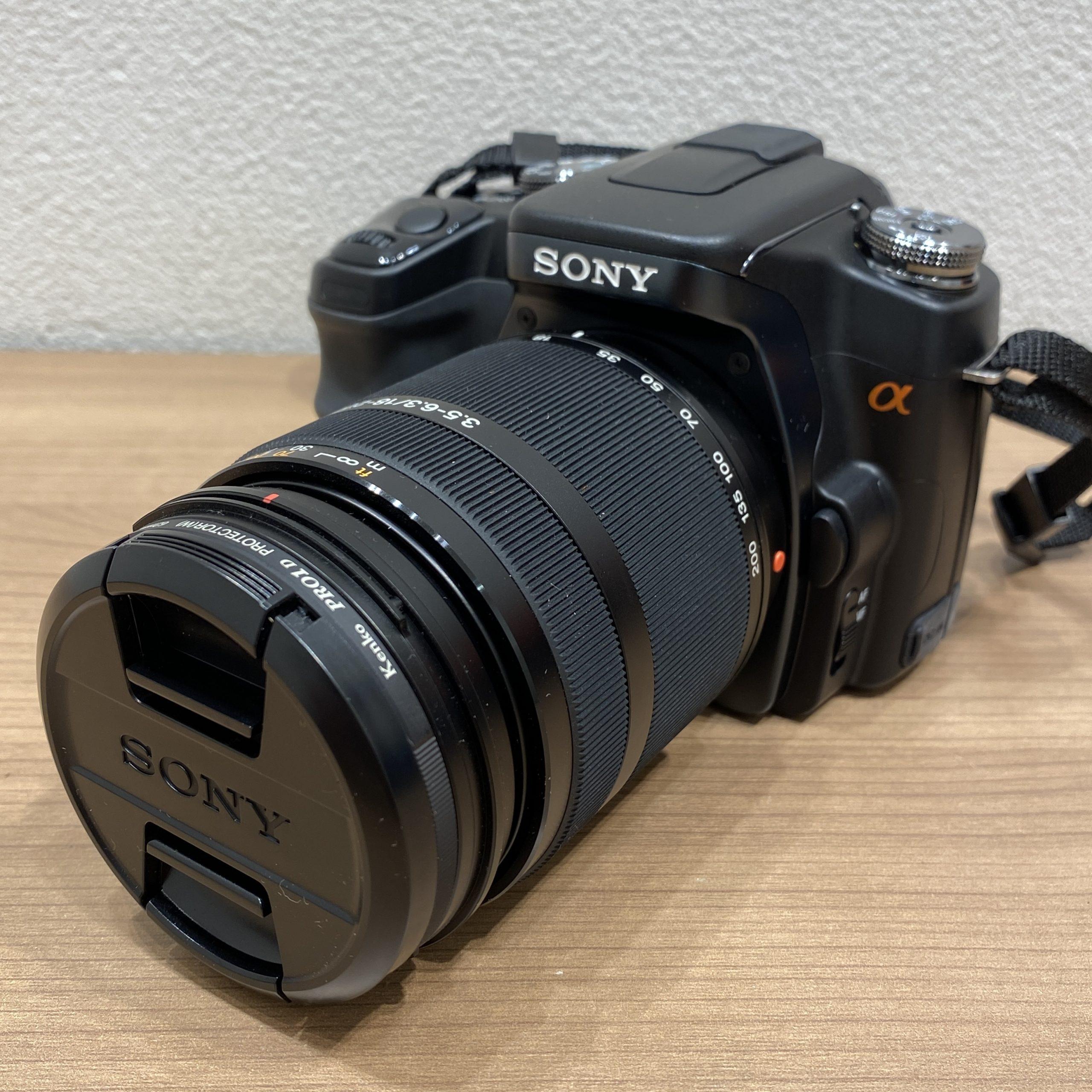 【SONY/ソニー】デジタル一眼レフカメラ a330