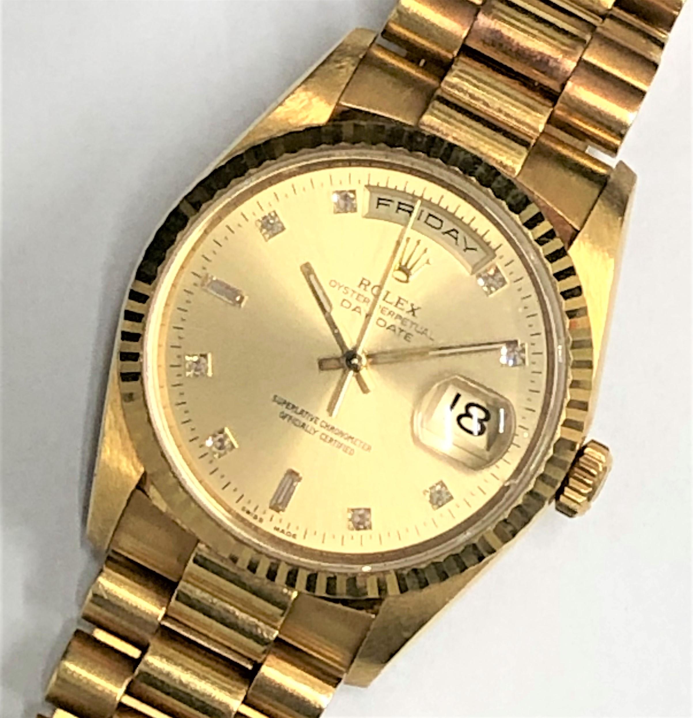 【ROLEX/ロレックス】デイデイト 18238 A番 AT 腕時計