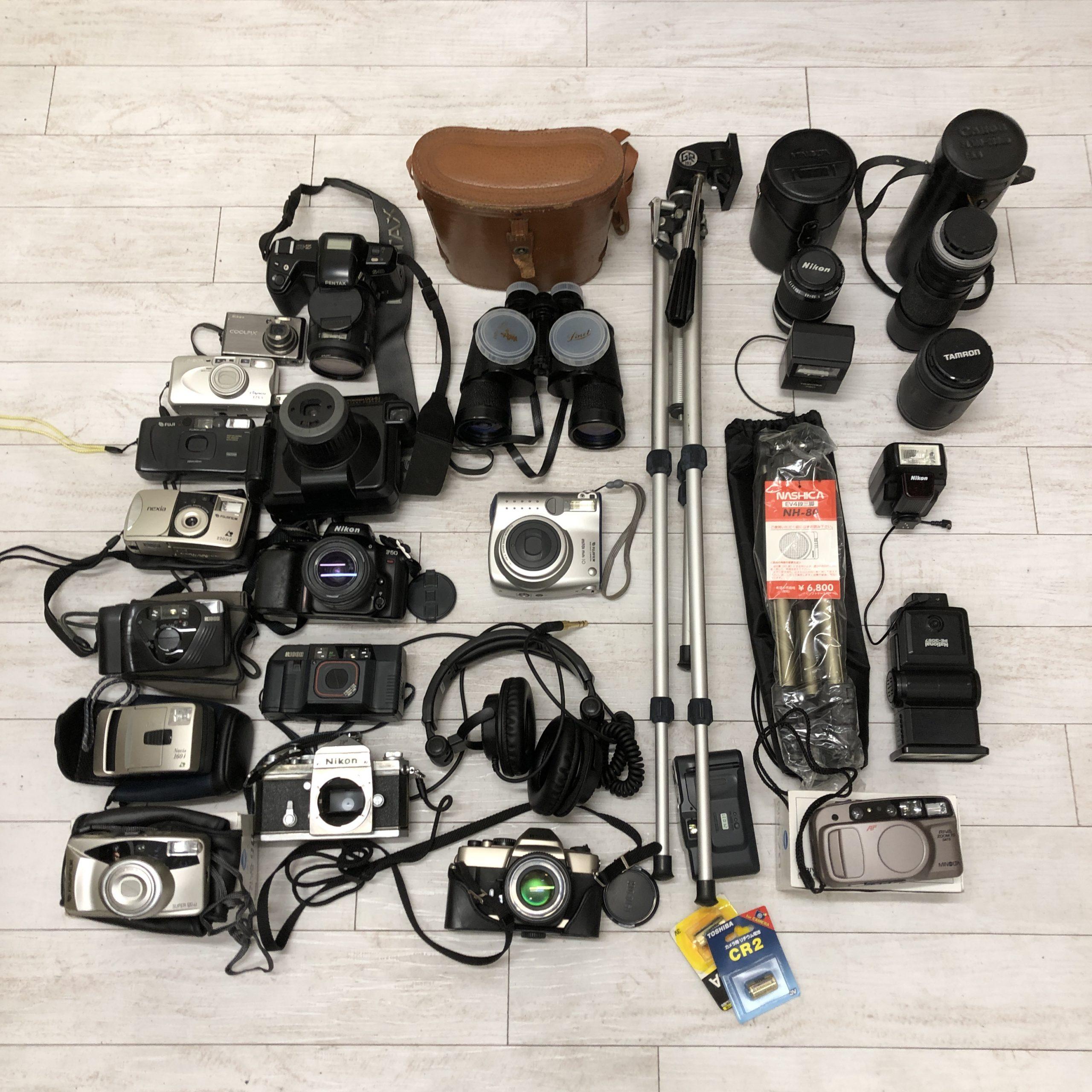 カメラ大量おまとめ