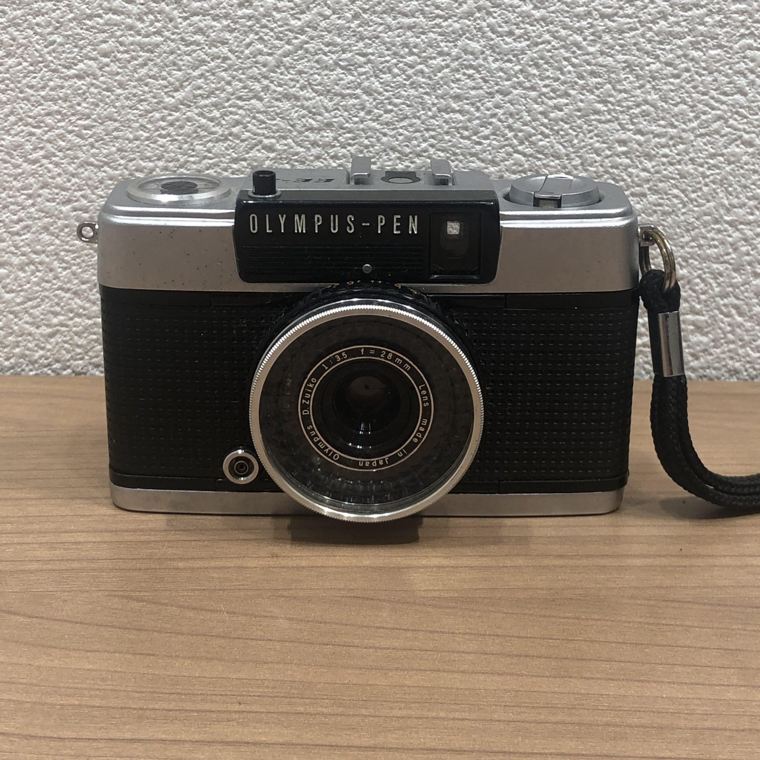【OLYMPUS/オリンパス】PEN/ペン フィルムカメラ