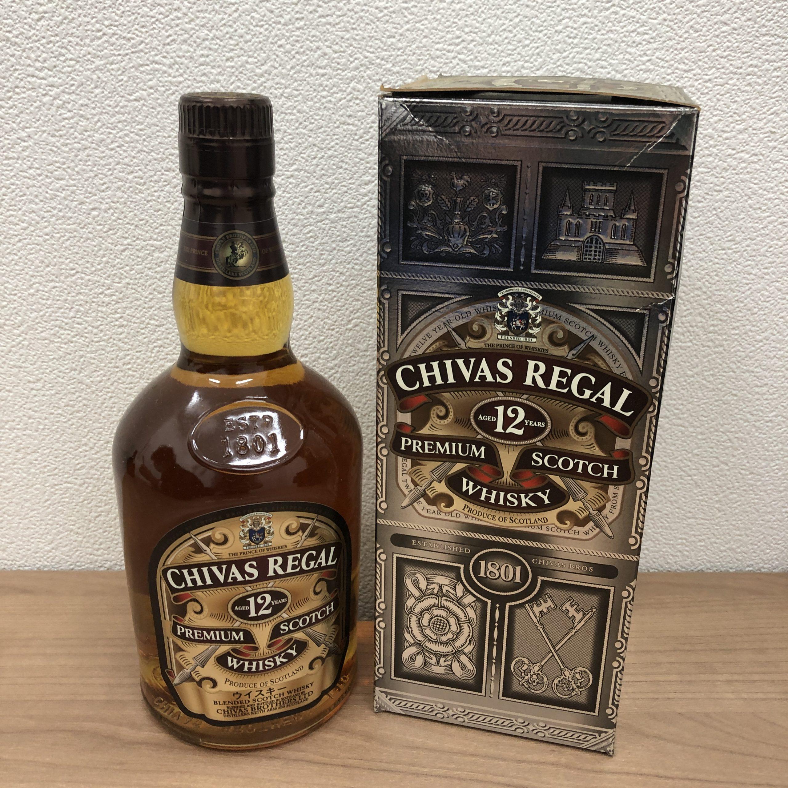 【ウイスキー】シーバス リーガル 12年