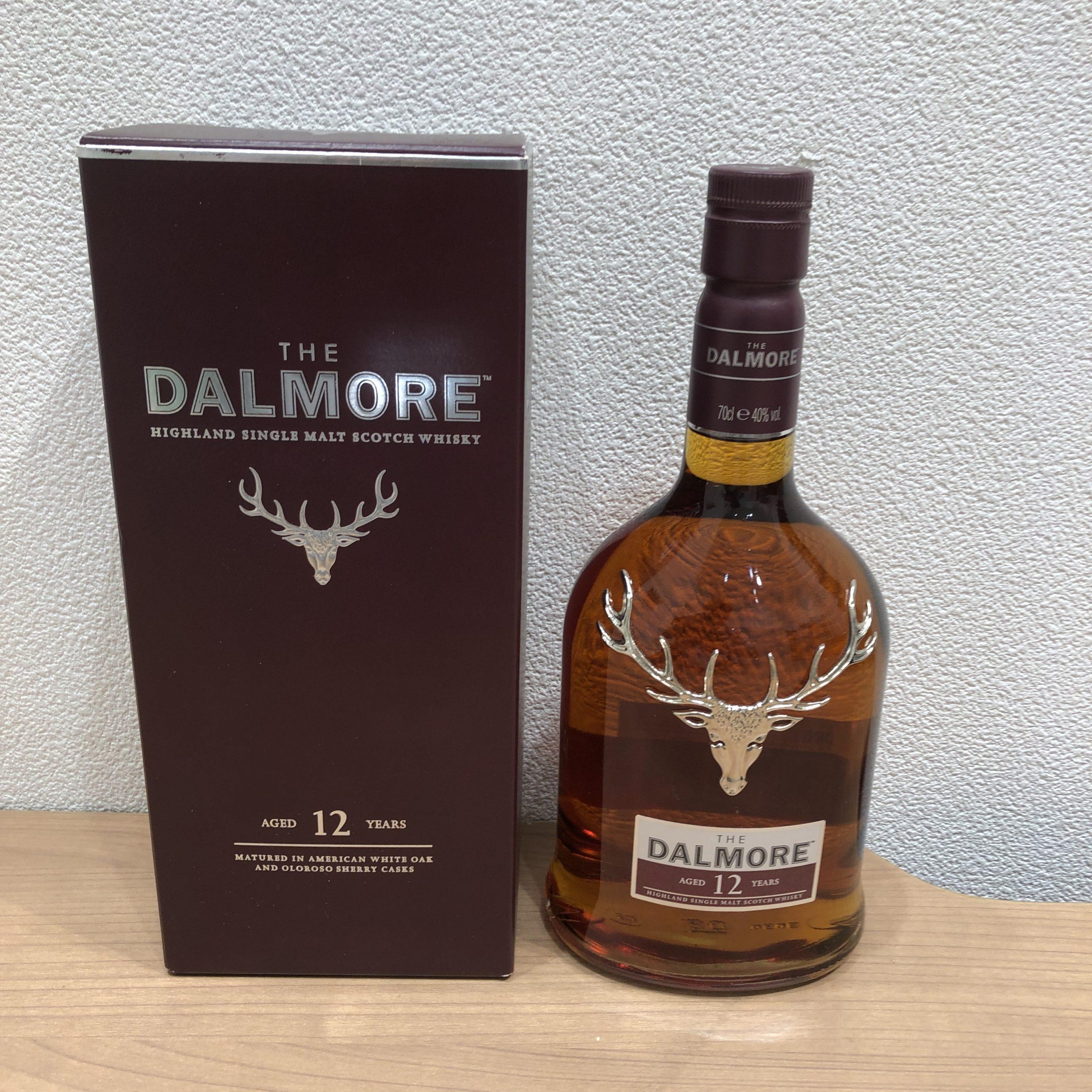 【DALMORE/ダルモア】ウイスキー