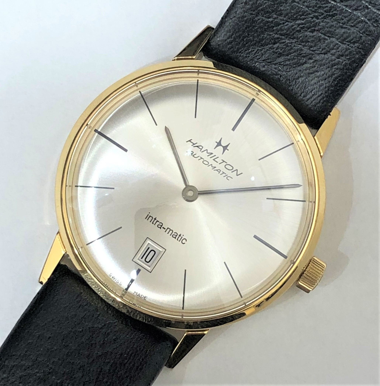 【HAMILTON/ハミルトン】イントラマチック H384751 AT 腕時計
