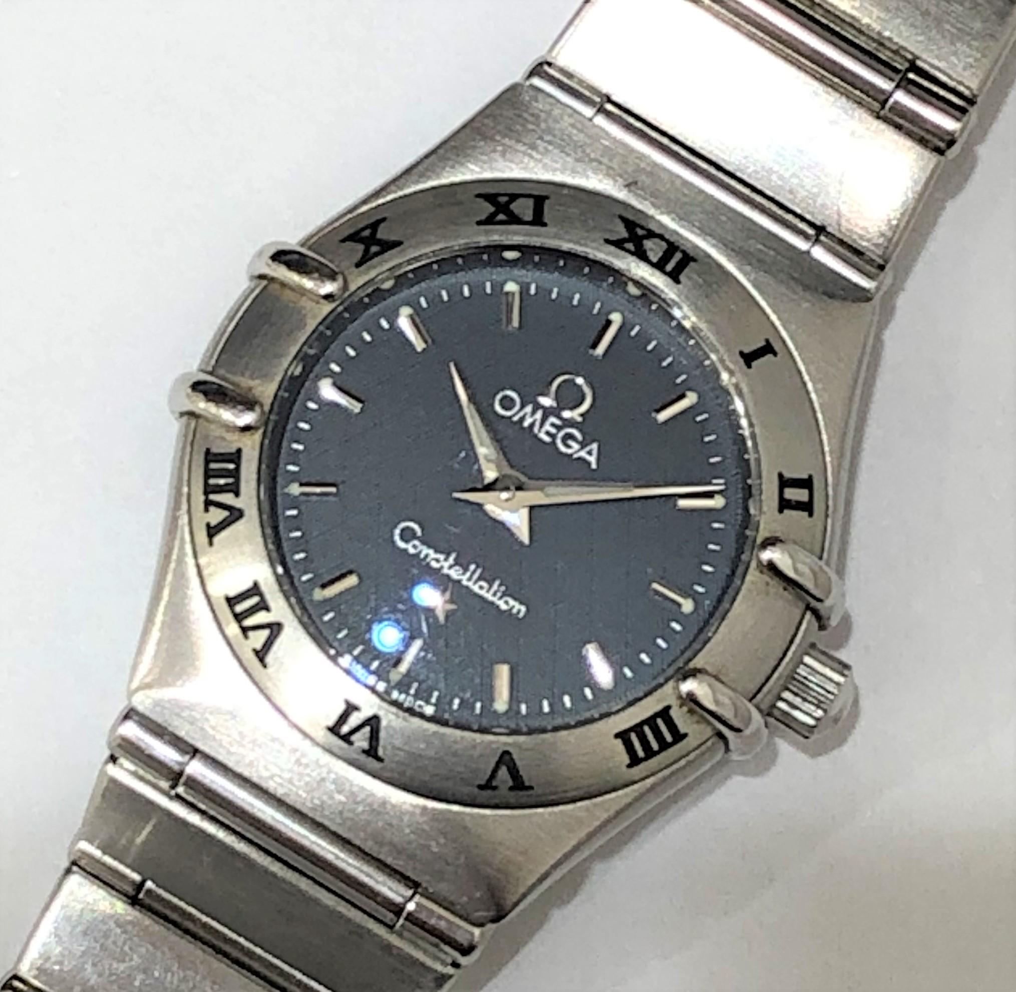 【OMEGA/オメガ】コンステレーション レディース 1562.40 QZ 腕時計