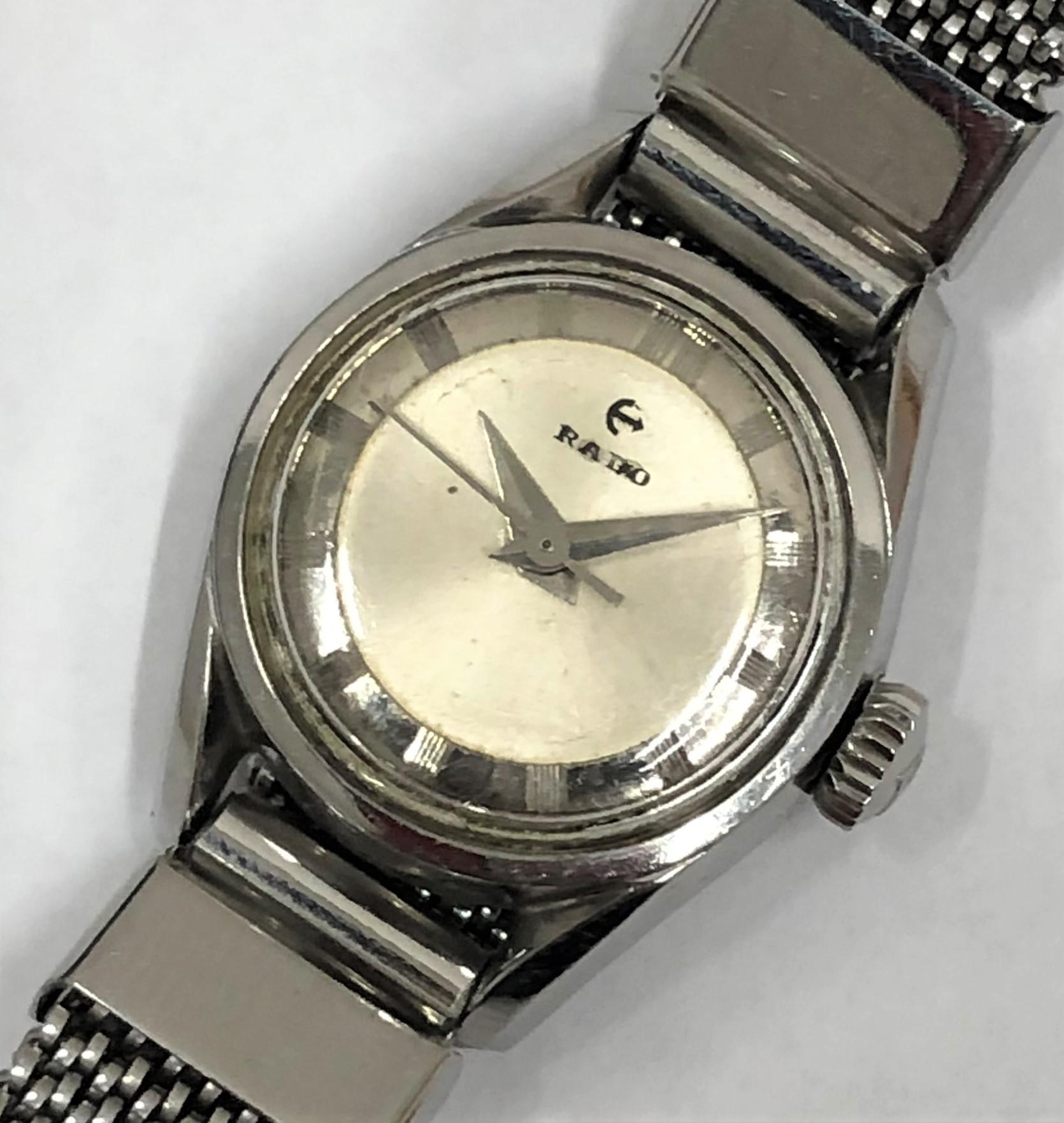 【RADO/ラドー】モノレックス レディース 手巻き 腕時計
