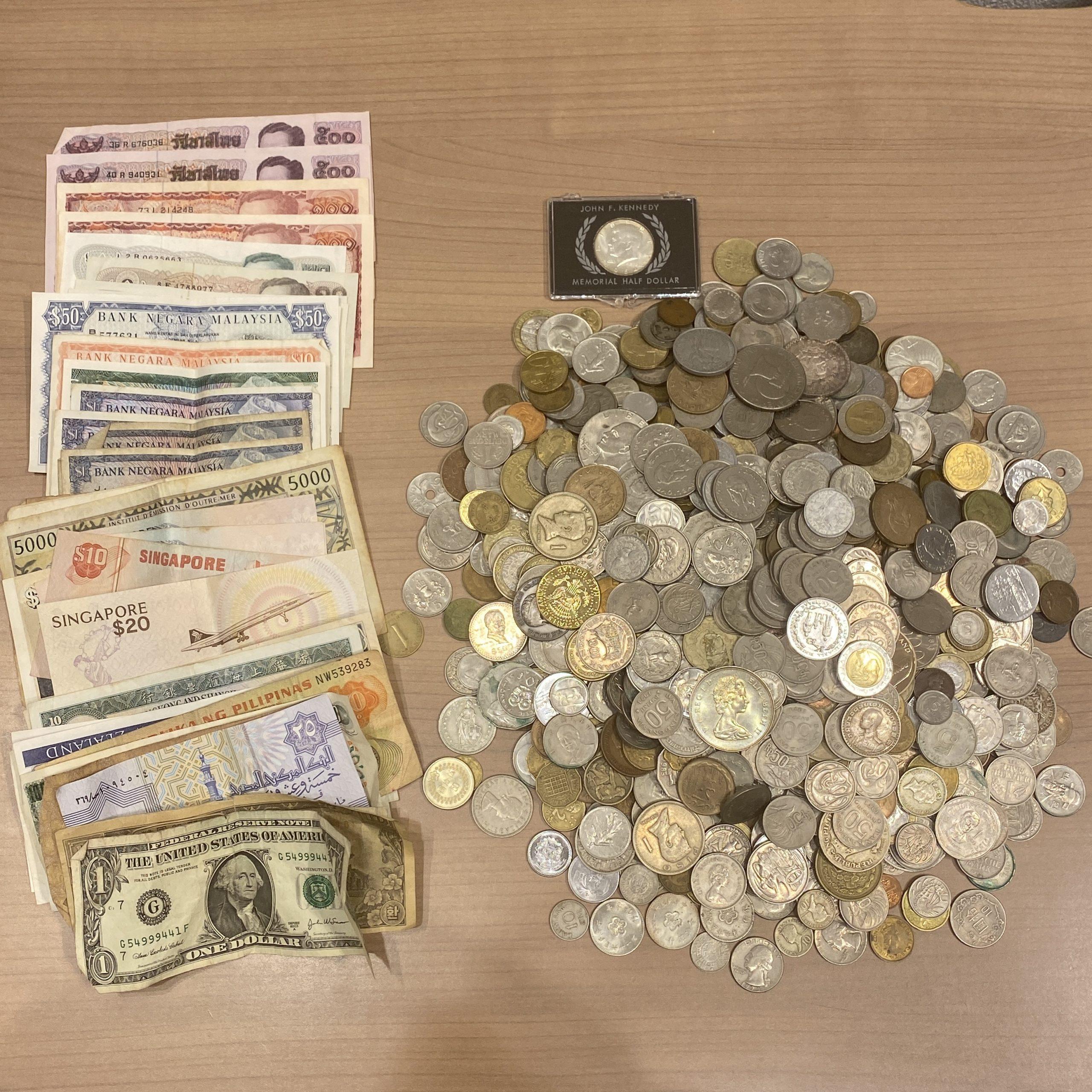 外国銭おまとめ