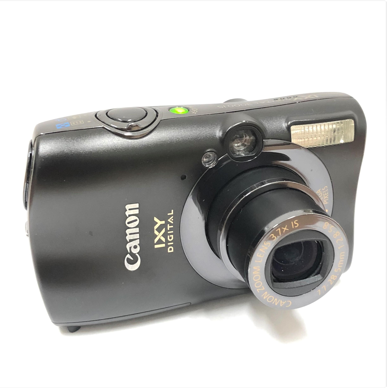 【Canon/キャノン】IXY DEGITAL 3000IS コンパクトデジタルカメラ