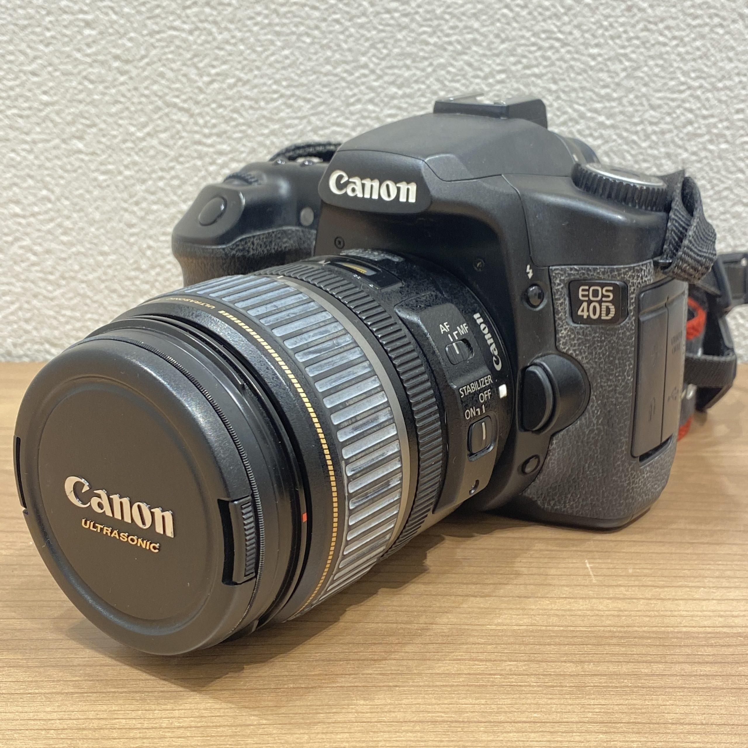 【Canon/キャノン】カメラボディ 40D 一眼レフカメラ